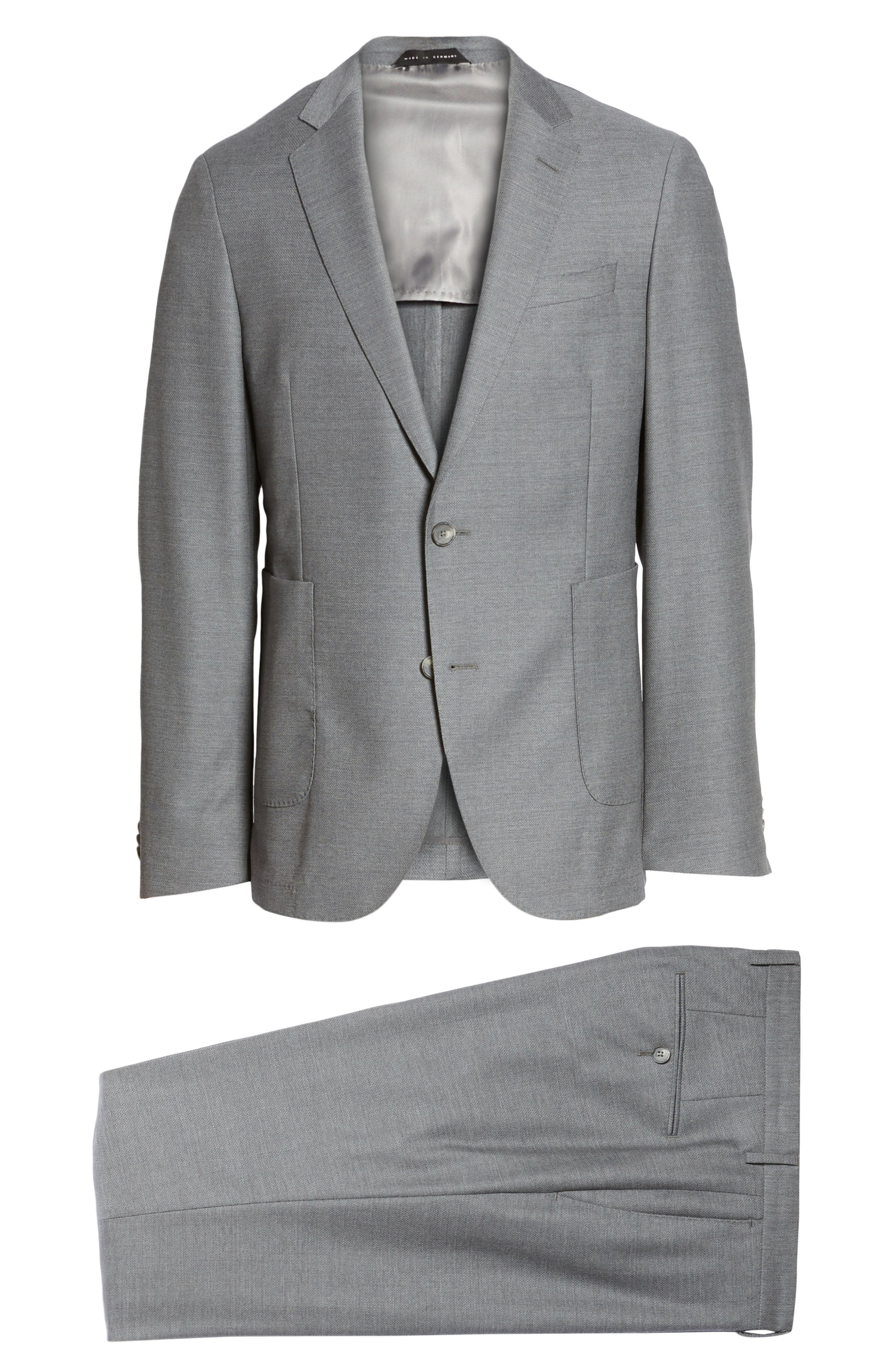 Alternate Image 8  - BOSS Novan/Ben Classic Fit Suit