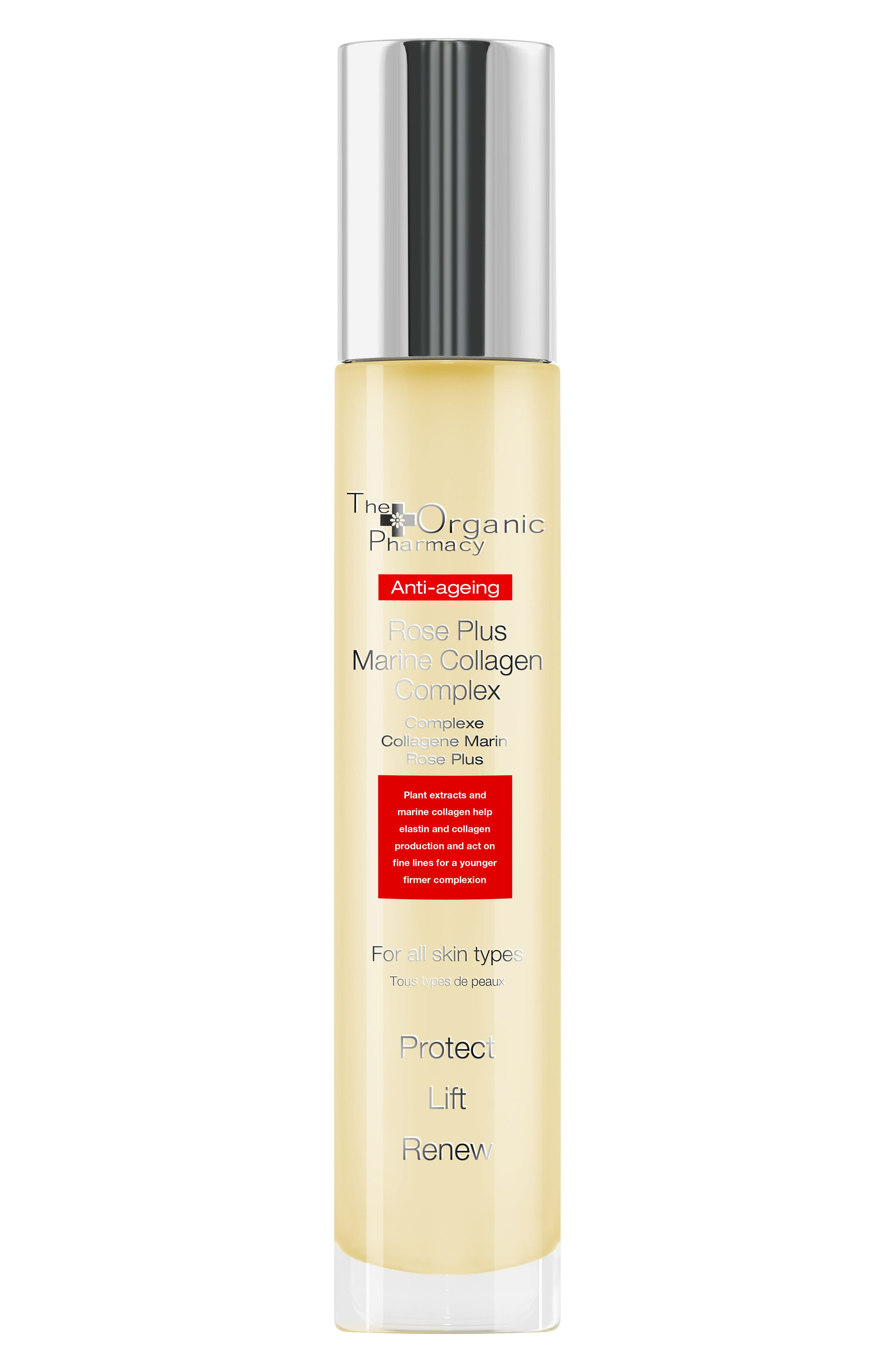 Main Image - The Organic Pharmacy Rose Plus Marine Collagen Complex