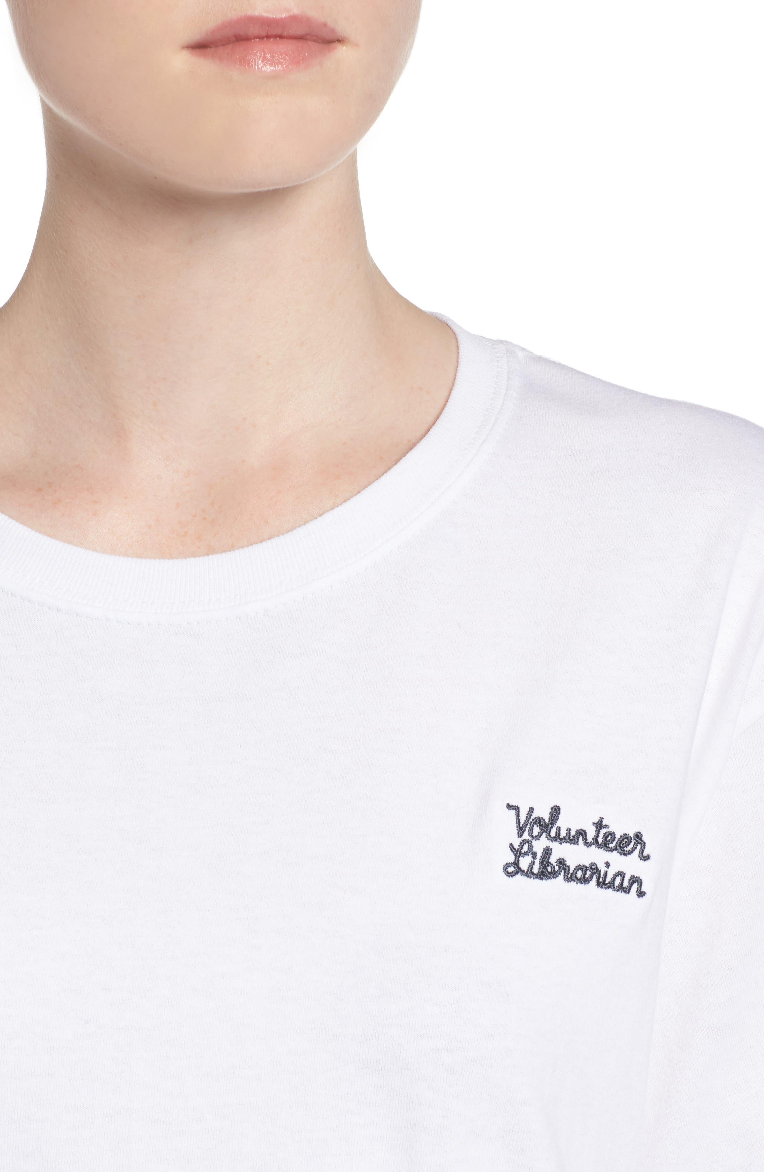 Alternate Image 5  - Warby Parker Volunteer Librarian T-Shirt