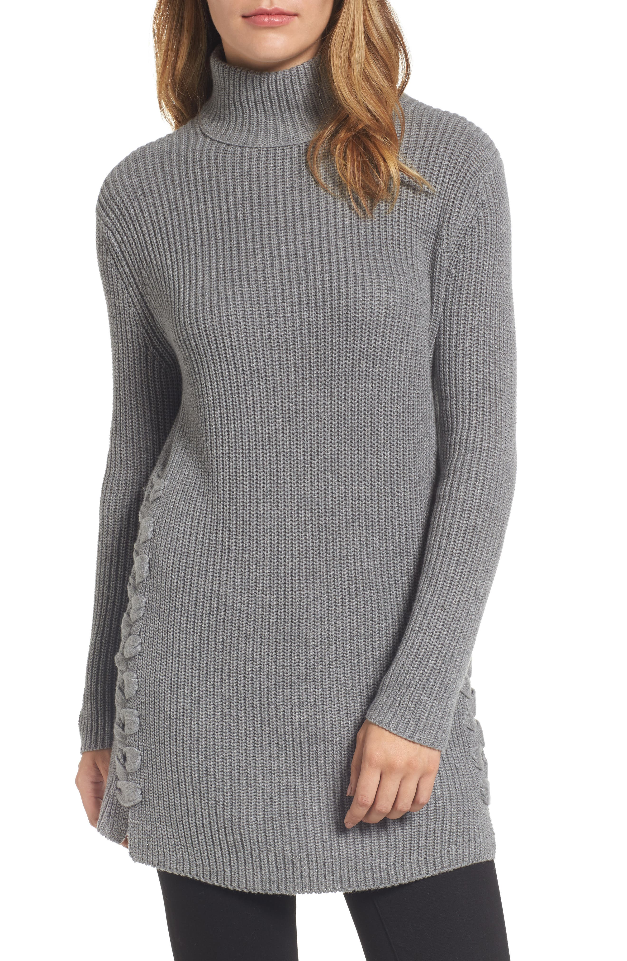 Off The Shoulder Cashmere Sweater