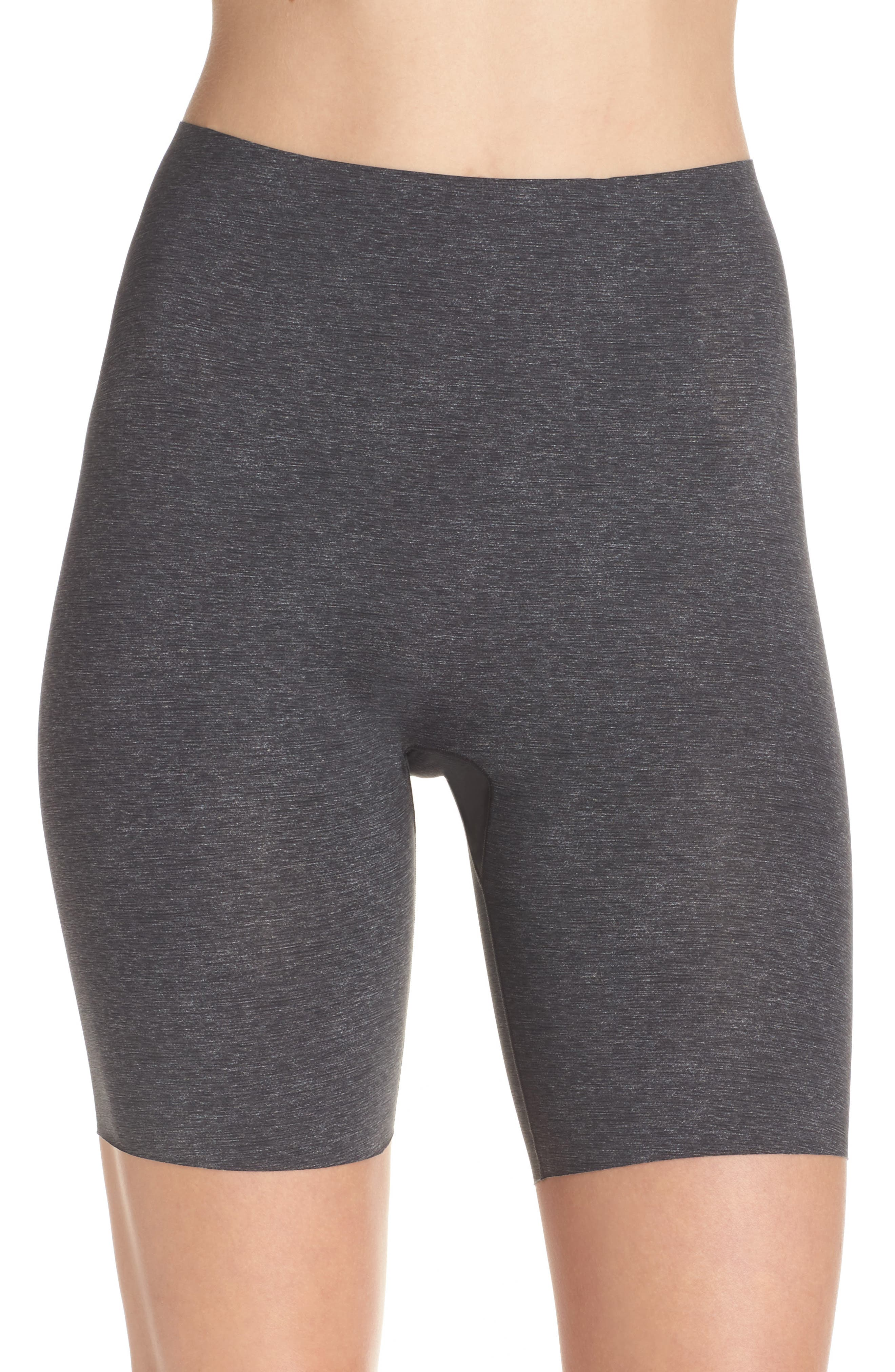 Alternate Image 1 Selected - SPANX® Thinstincts Mid Thigh Shorts
