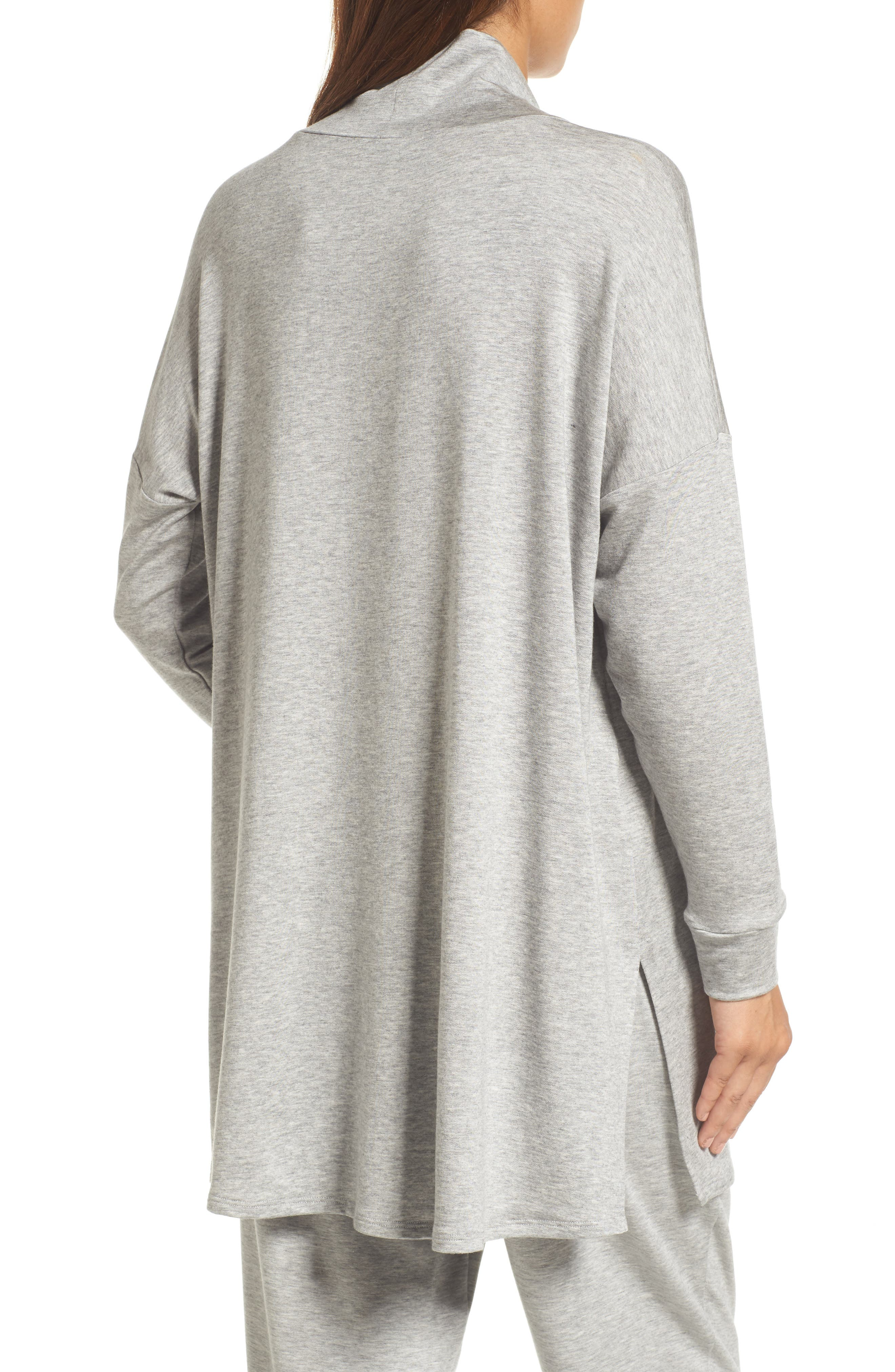 Alternate Image 2  - Eileen Fisher Funnel Neck Knit Tunic
