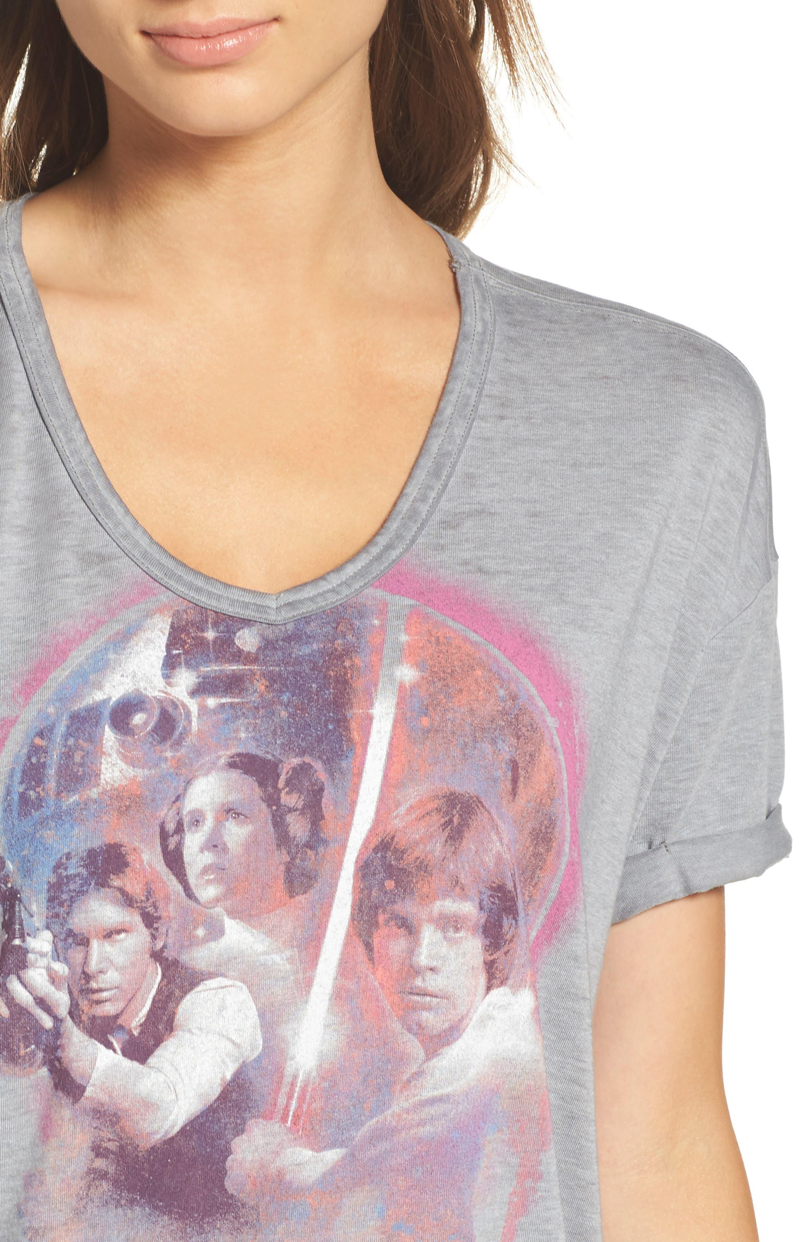 Alternate Image 5  - Retrospective Co. Star Wars™ Graphic Nightshirt