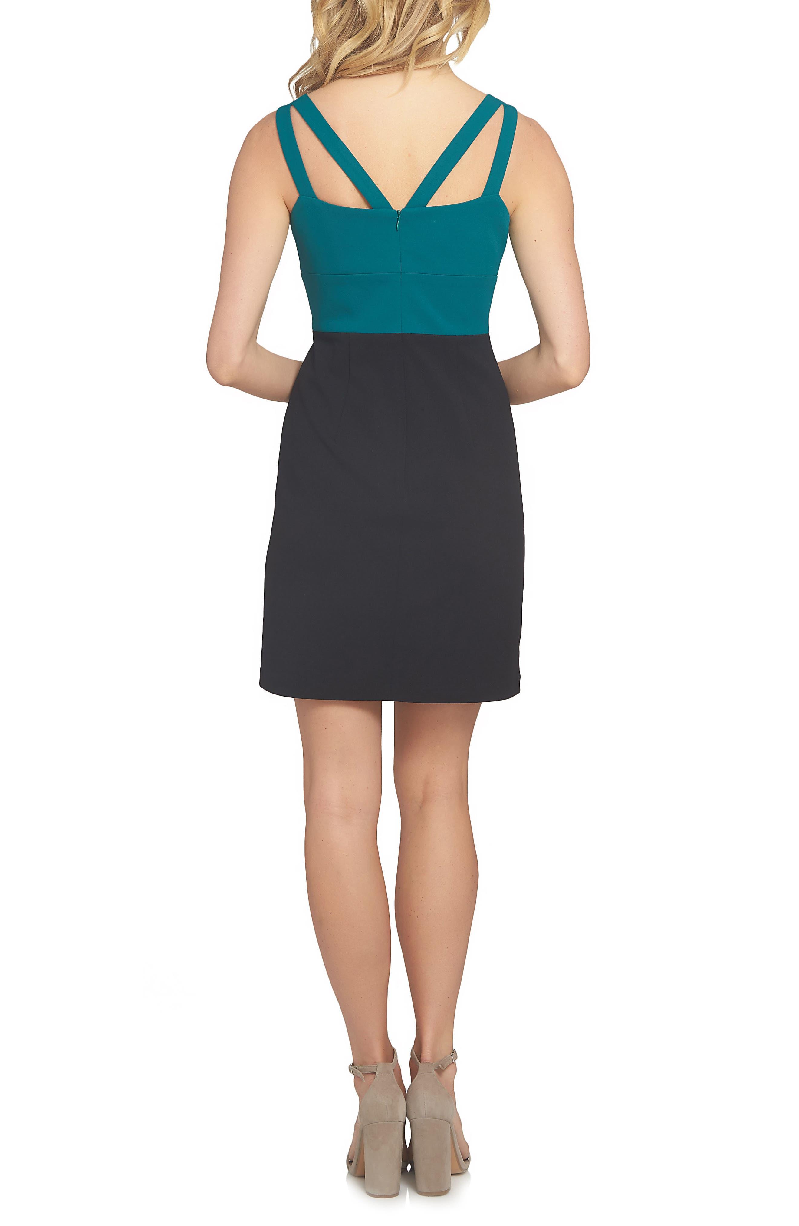 Alternate Image 2  - CeCe Alexa Sheath Dress