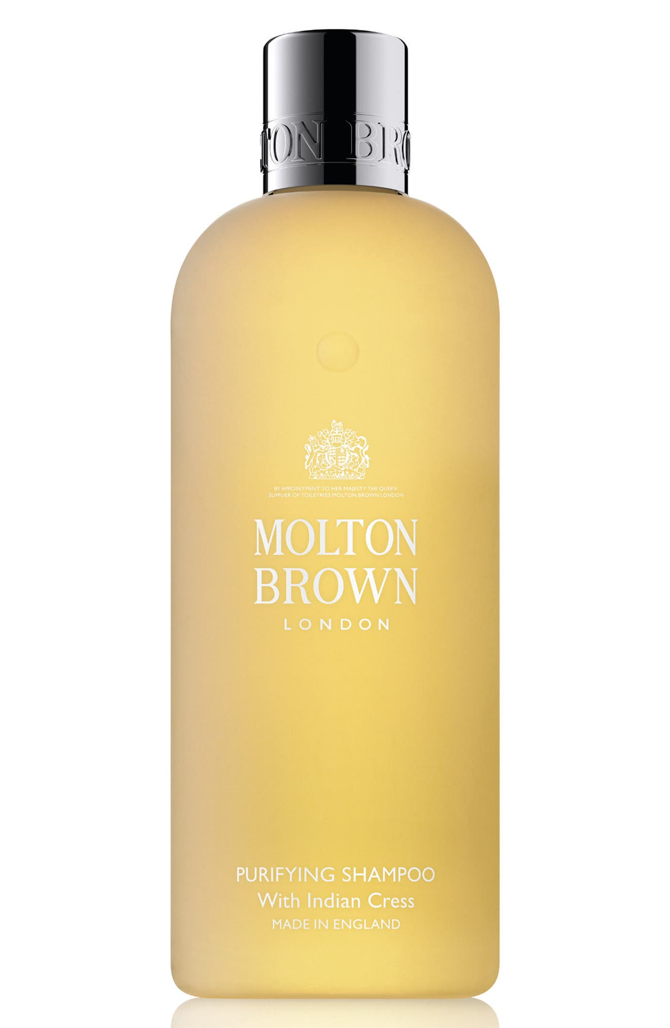 Main Image - MOLTON BROWN London Purifying Shampoo with Indian Cress