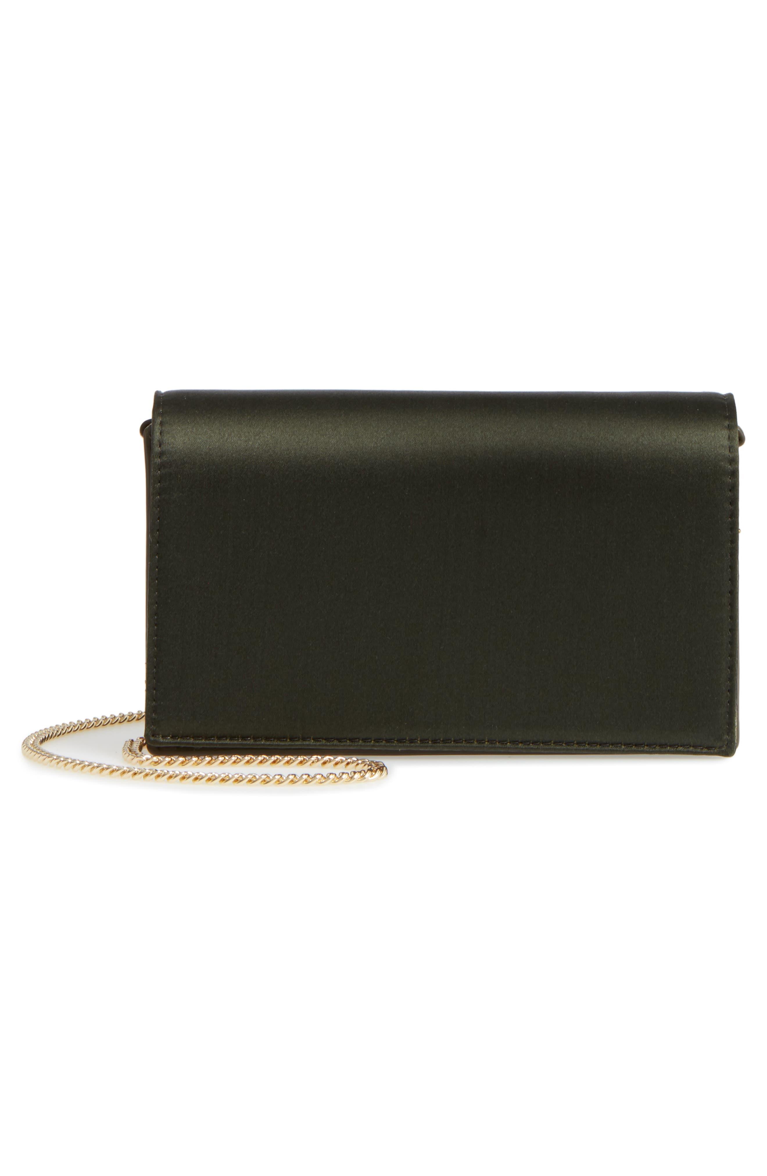 Alternate Image 6  - Diane von Furstenberg Soirée Satin Convertible Crossbody Bag