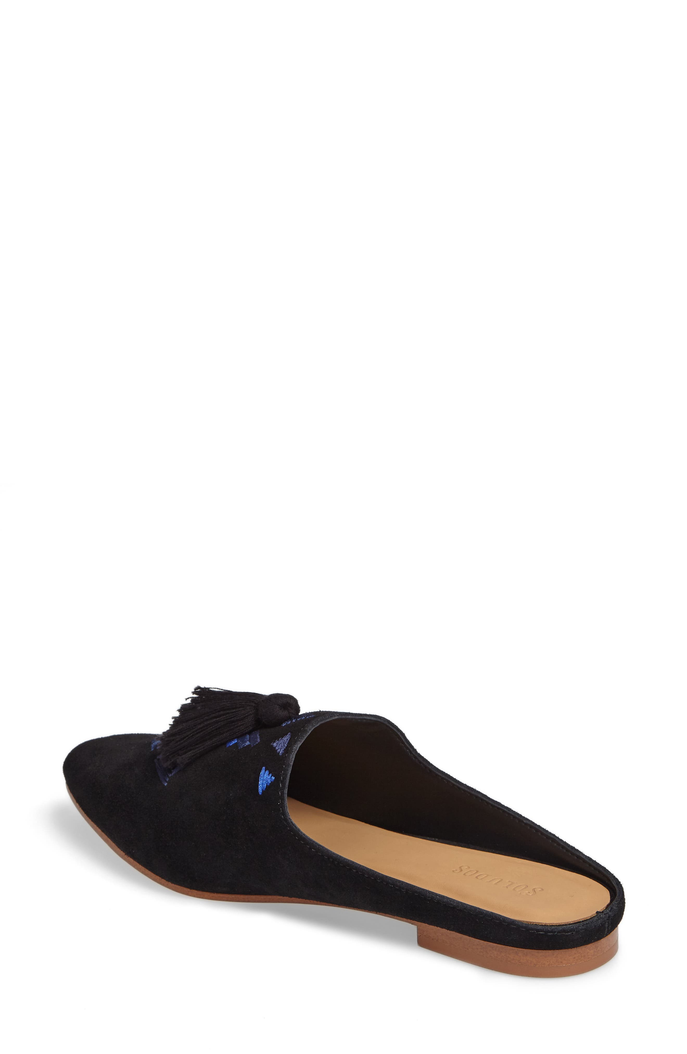 Alternate Image 2  - Soludos Palazzo Loafer Mule (Women)