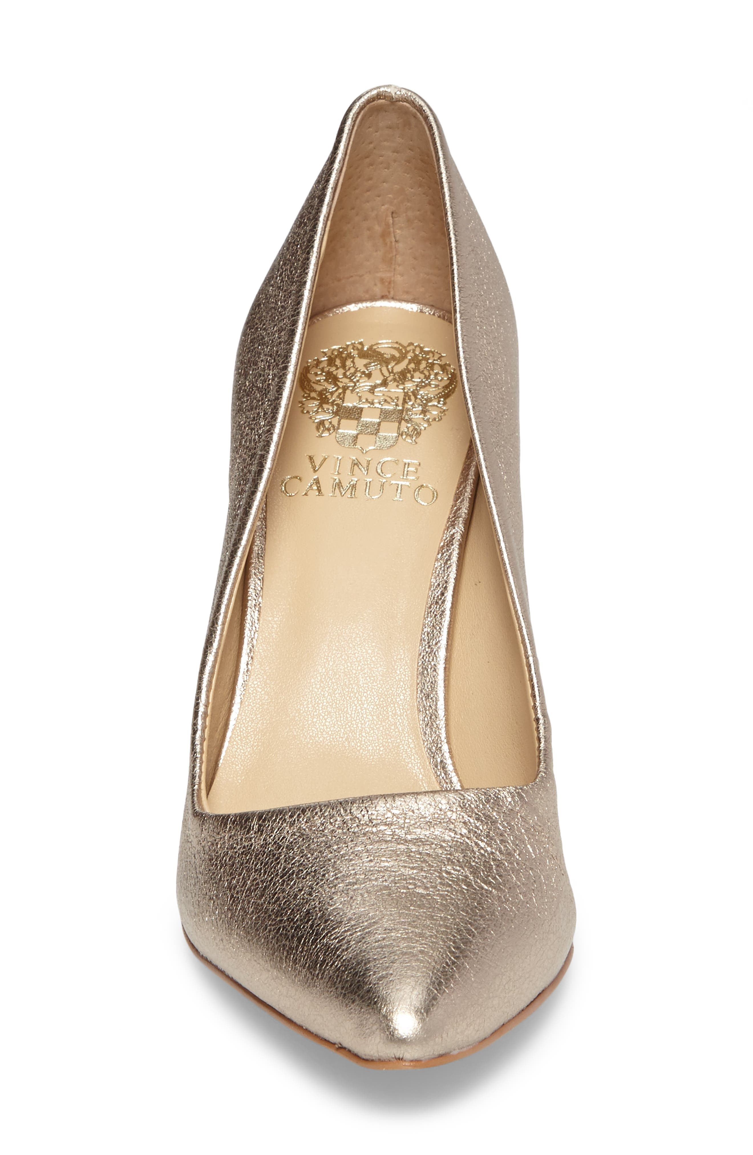 Alternate Image 4  - Vince Camuto Talise Pointy Toe Pump (Women)
