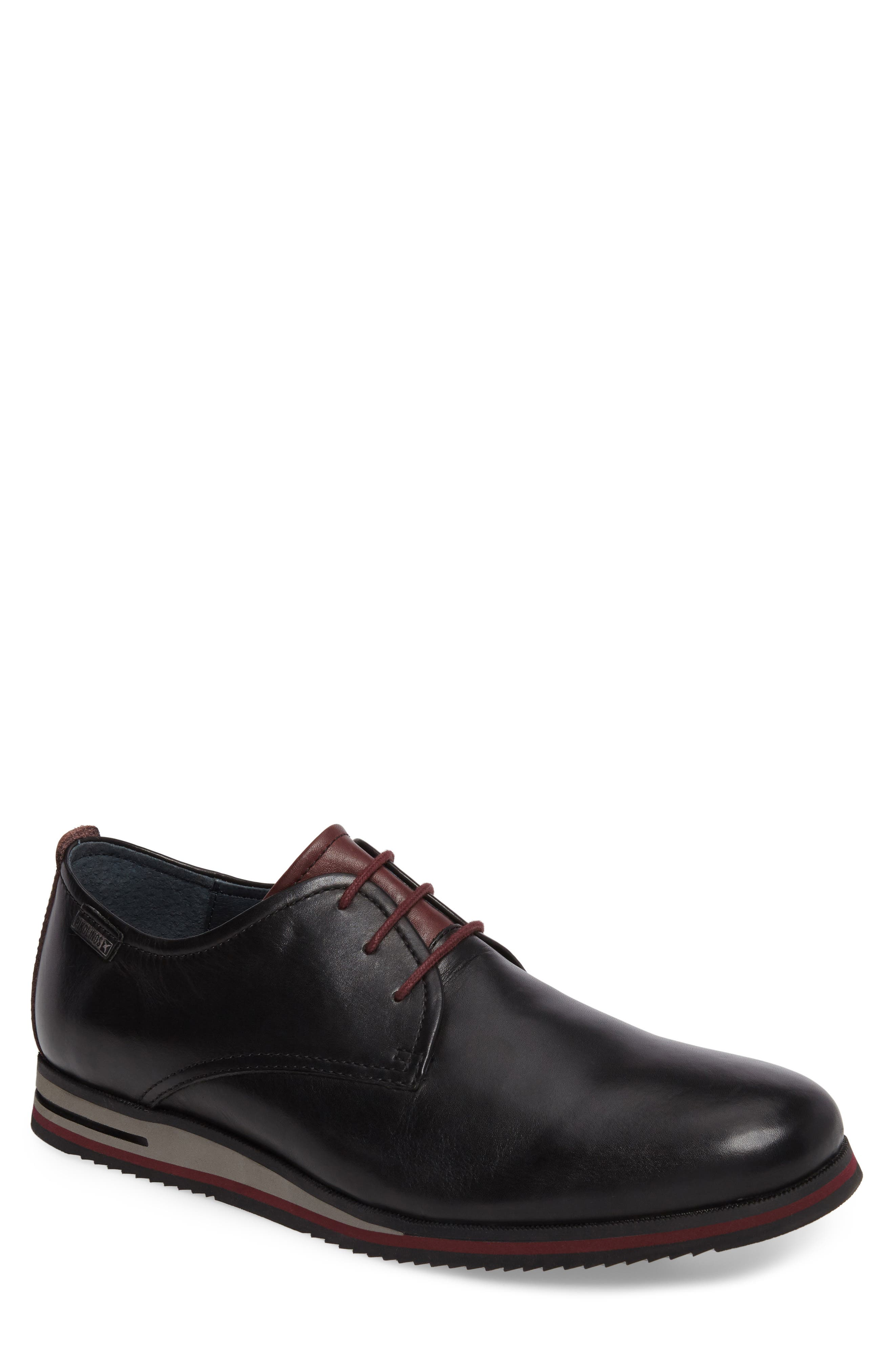 PIKOLINOS Leox Plain Toe Derby (Men)