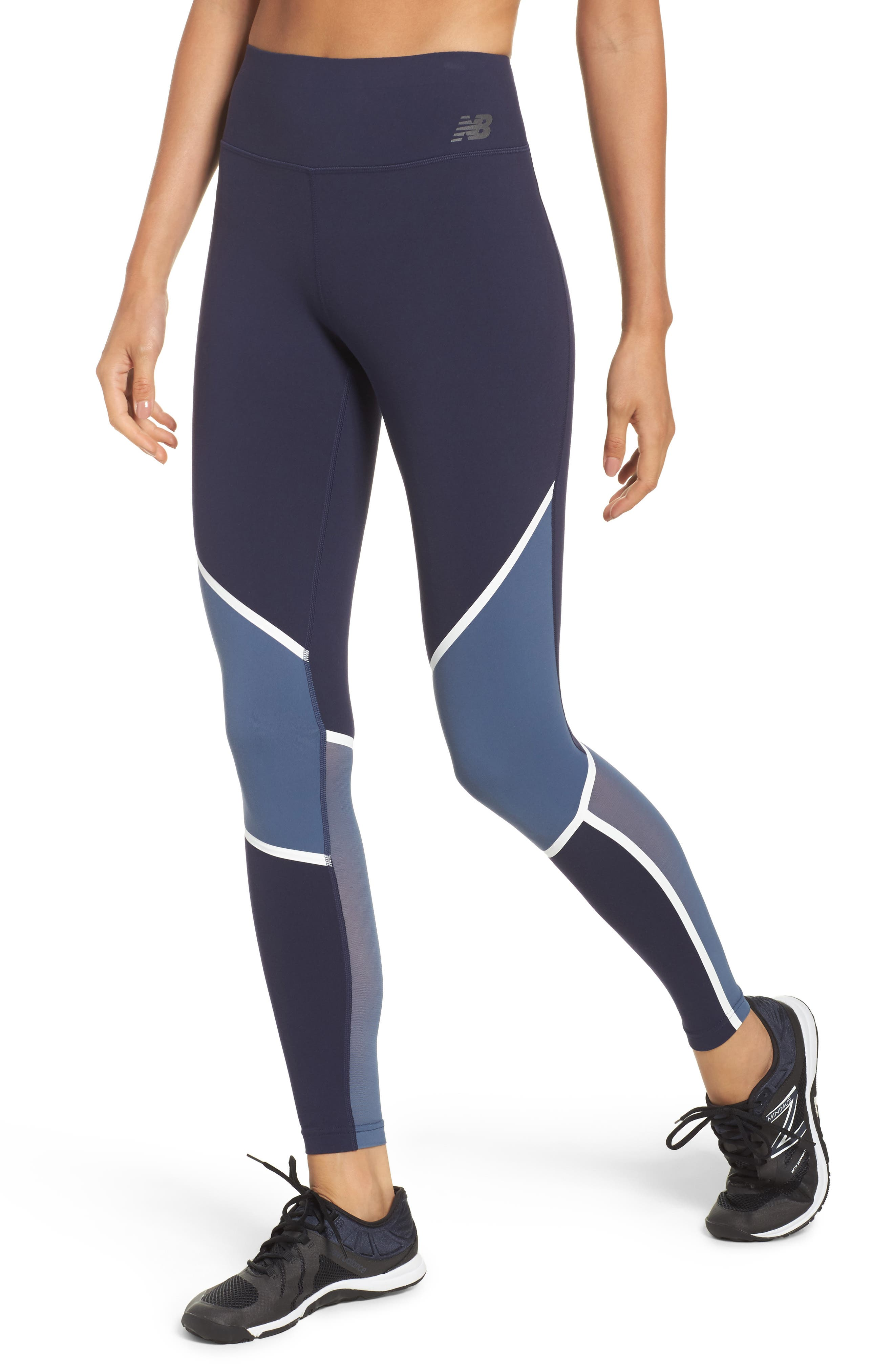 Alternate Image 1 Selected - New Balance Intensity Tights