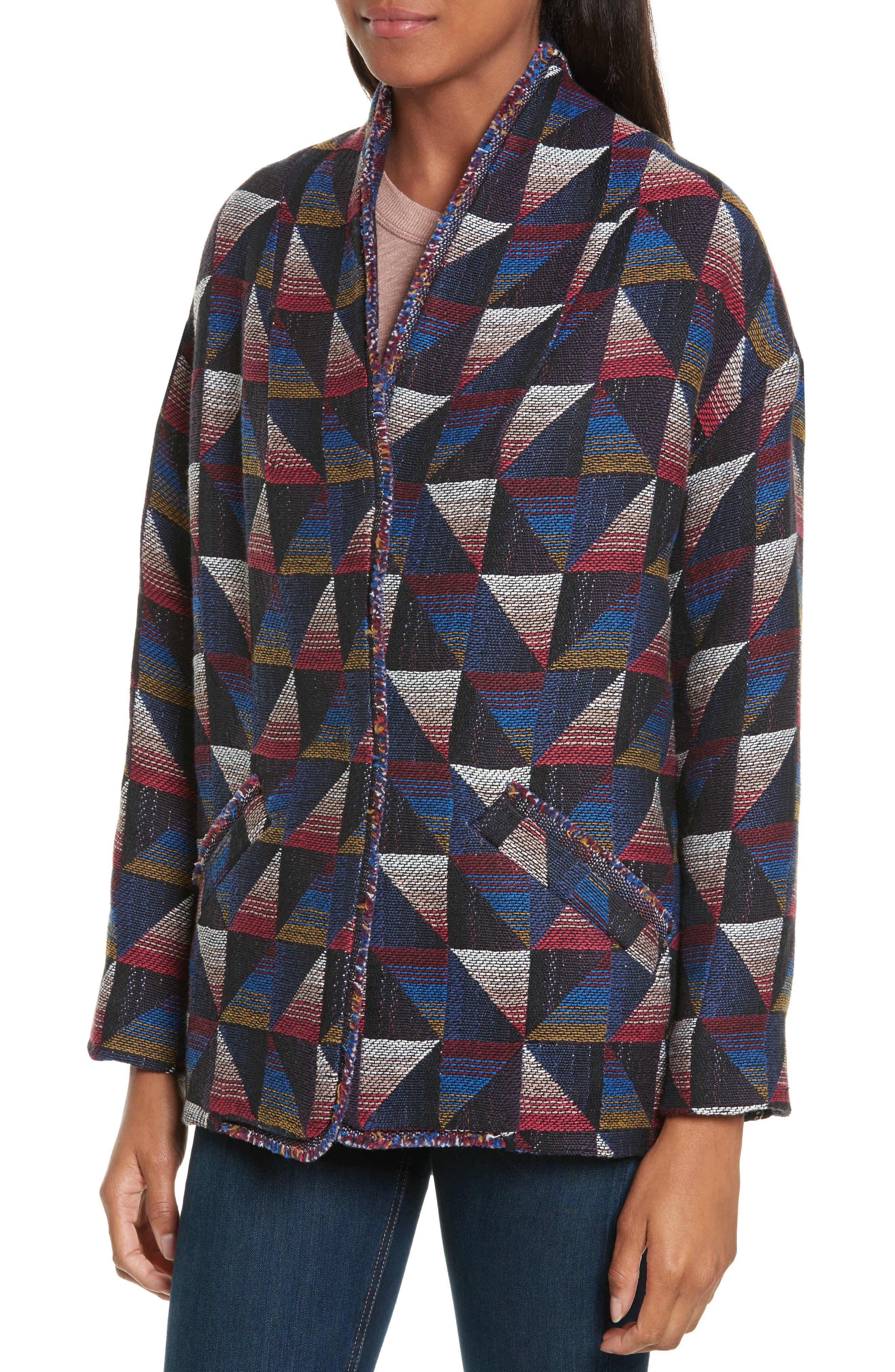 Alternate Image 4  - IRO Malhi Cotton Blend Jacket