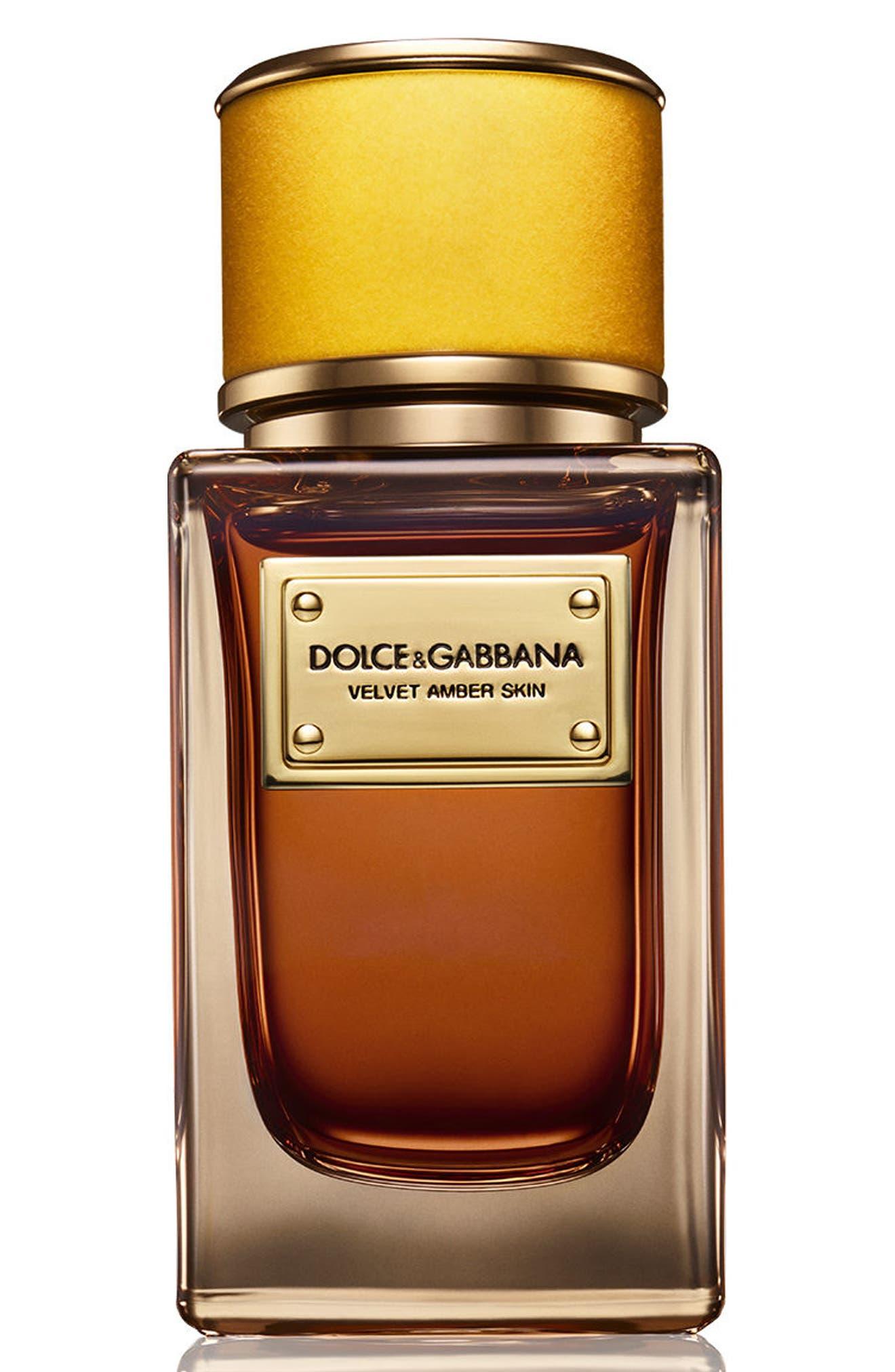 Dolce&Gabbana Velvet Amber Skin Eau de Parfum,                         Main,                         color, No Color