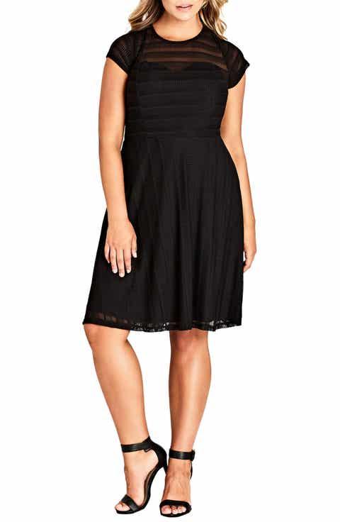 Women\'s Cocktail & Party Plus-Size Dresses | Nordstrom