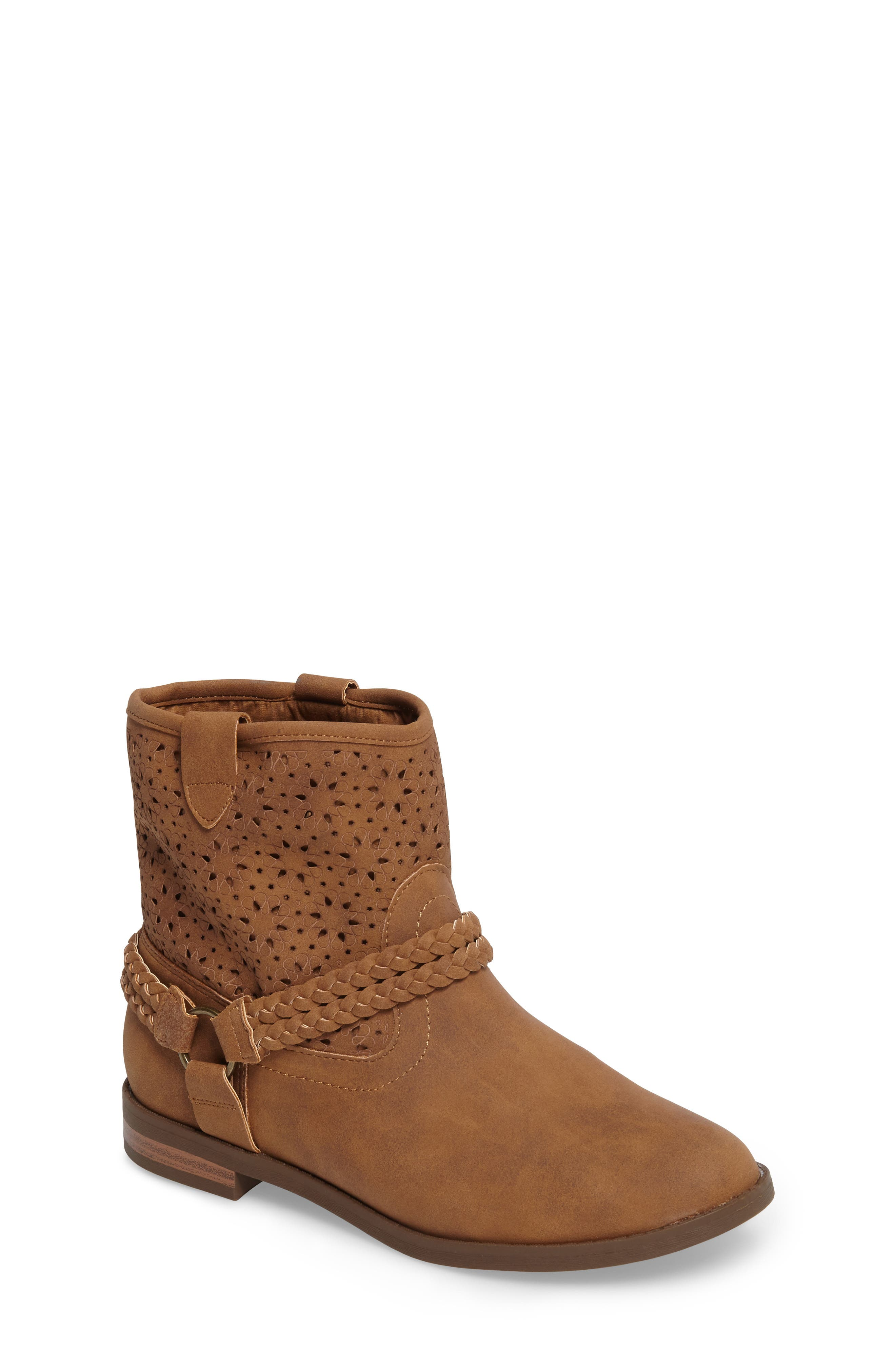 Jessica Simpson Rancho Bootie (Toddler, Little Kid & Big Kid)