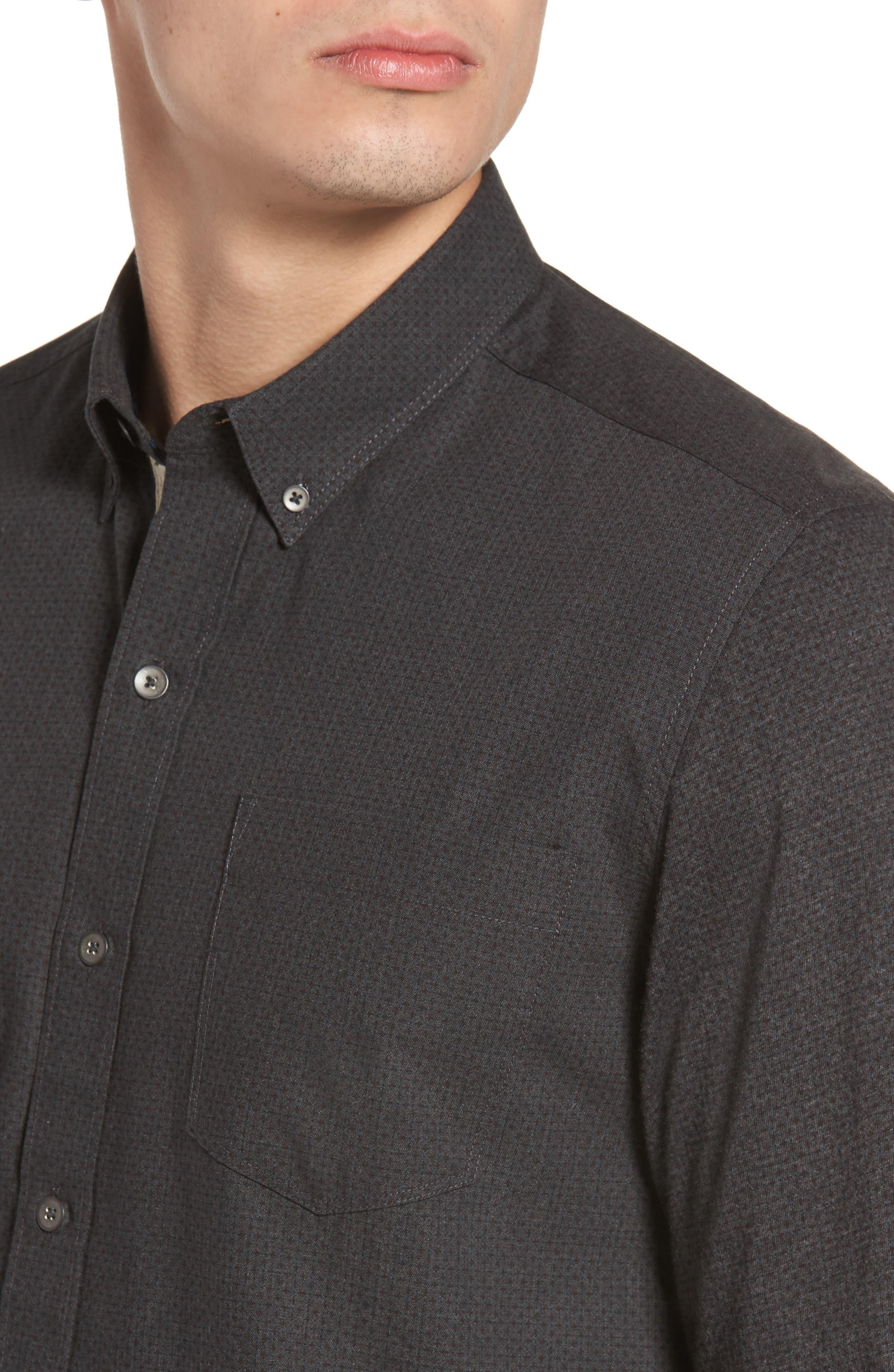 Alternate Image 4  - W.R.K Reworked Patterned Sport Shirt