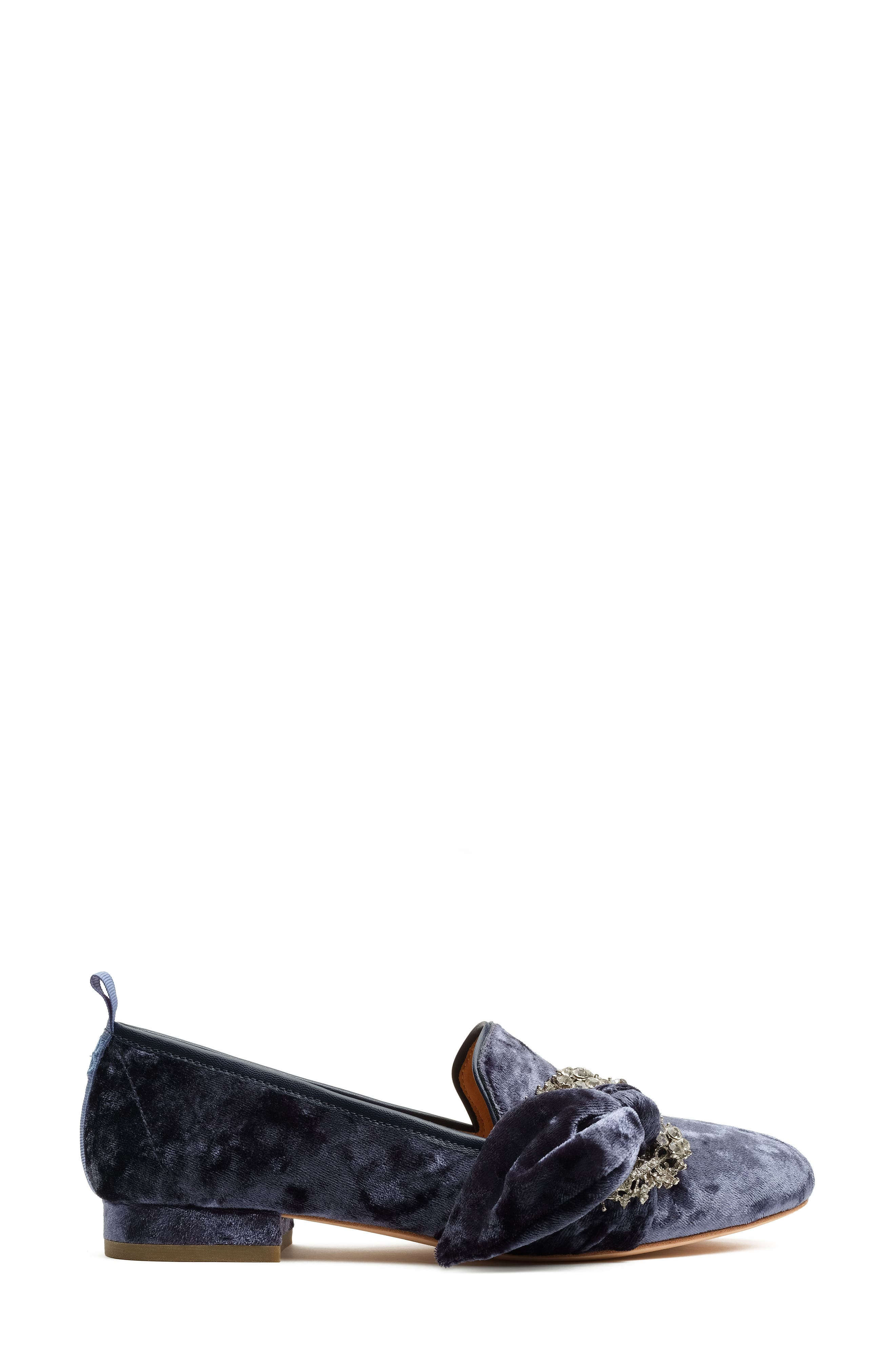 Alternate Image 3  - Bill Blass Laverne Embellished Loafer (Women)