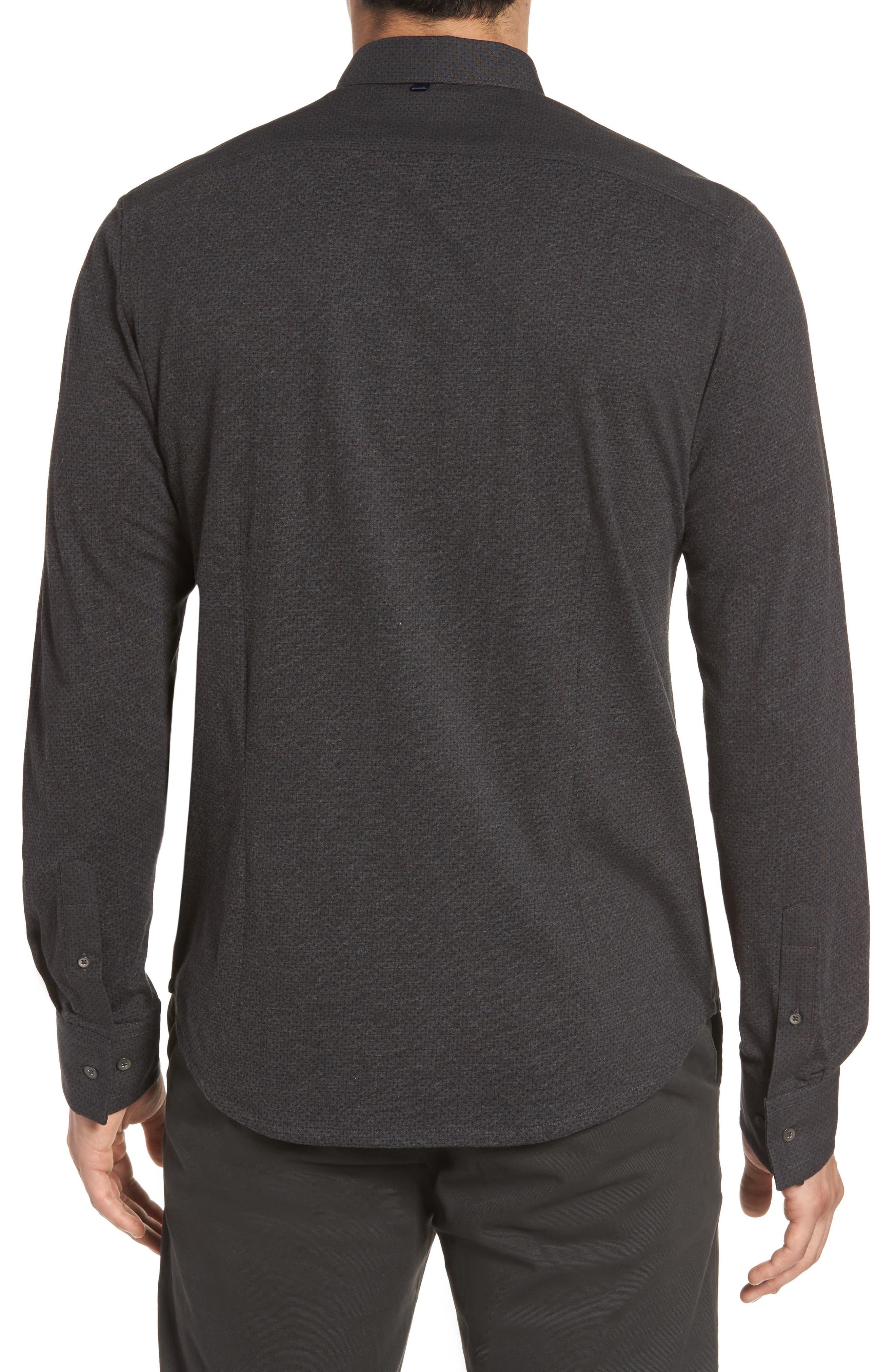 Alternate Image 2  - W.R.K Reworked Patterned Sport Shirt