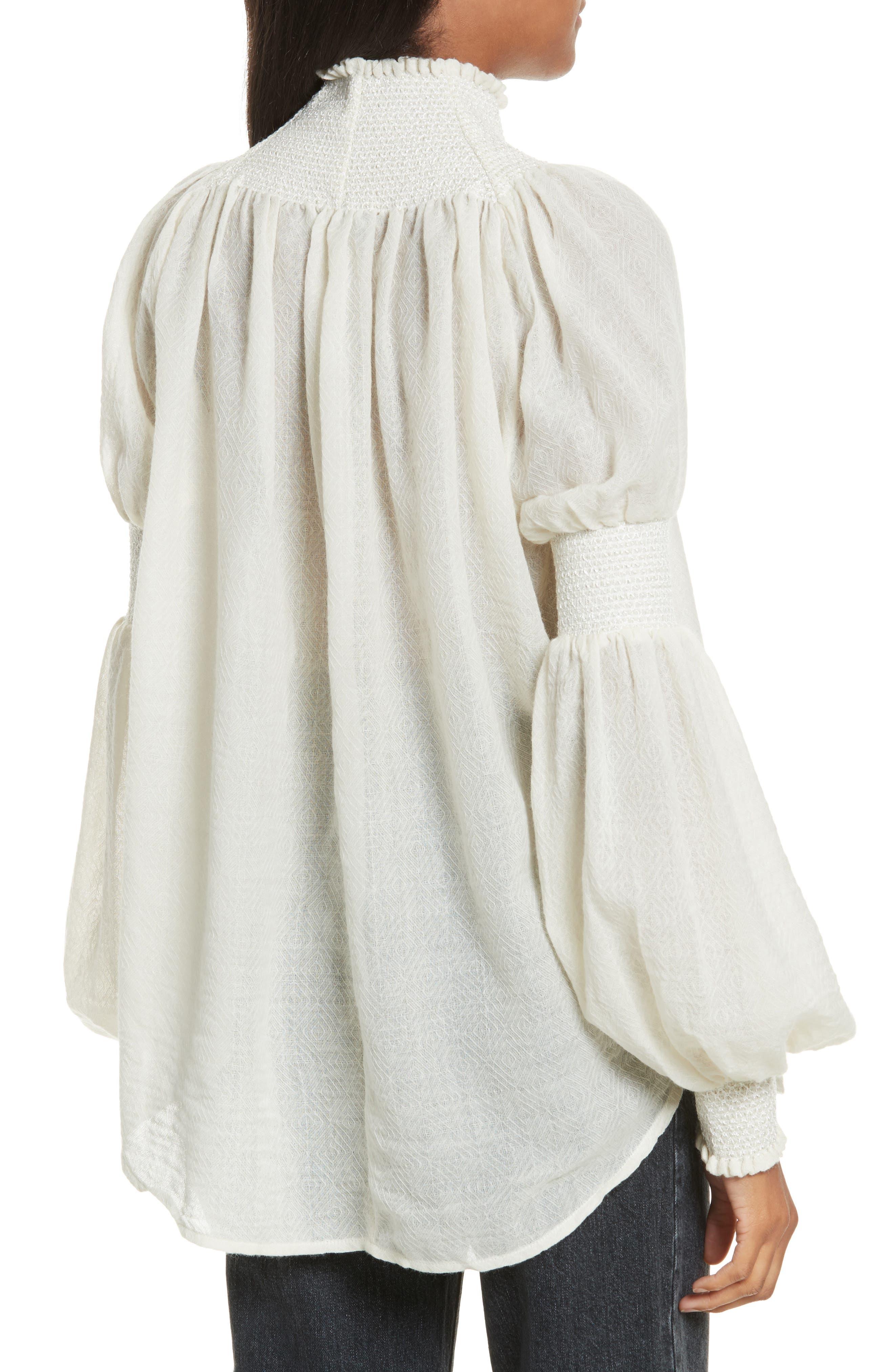 Alternate Image 2  - Rachel Comey Renew Wool Top