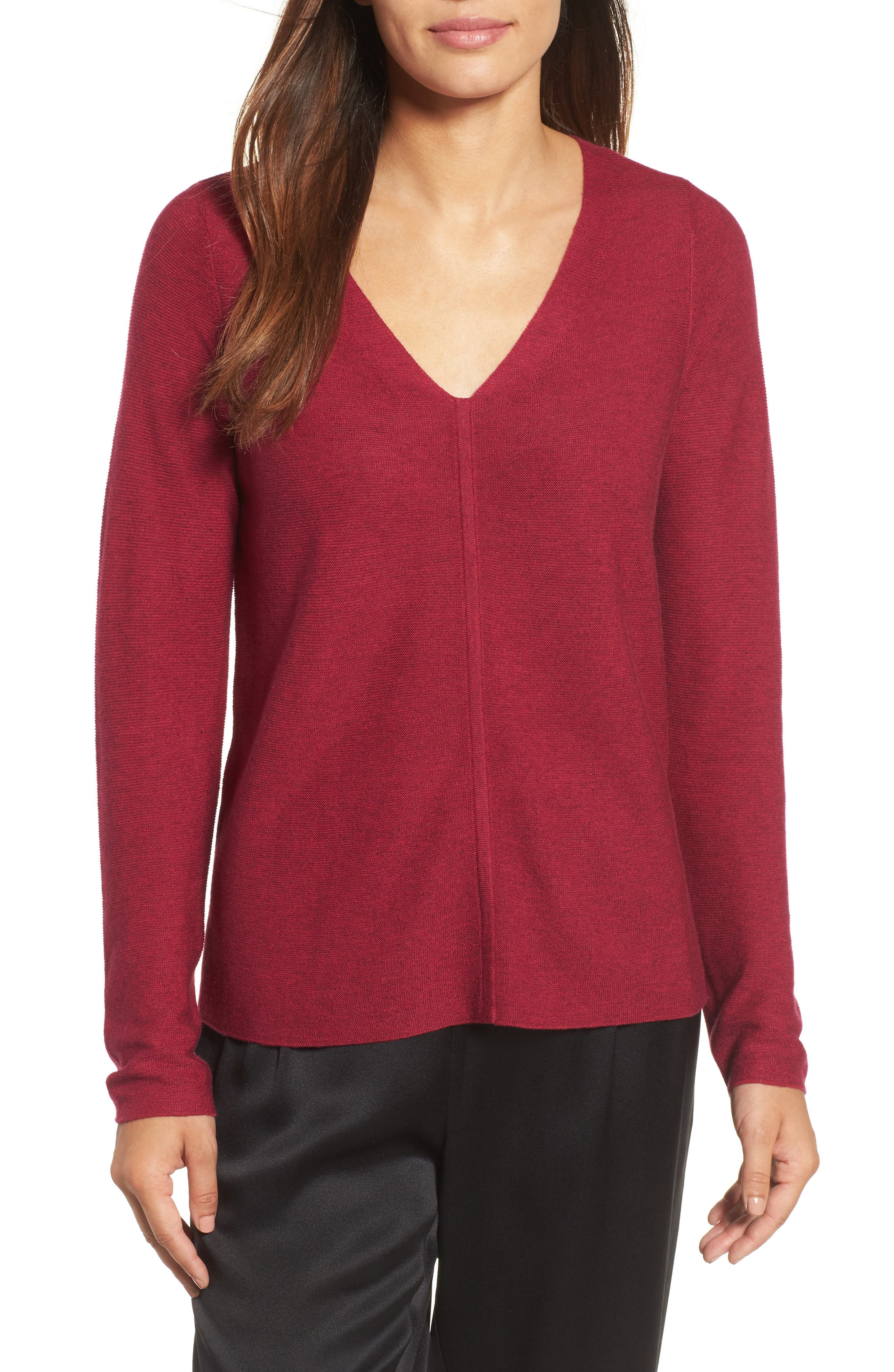 Eileen Fisher Tencel® Blend Sweater