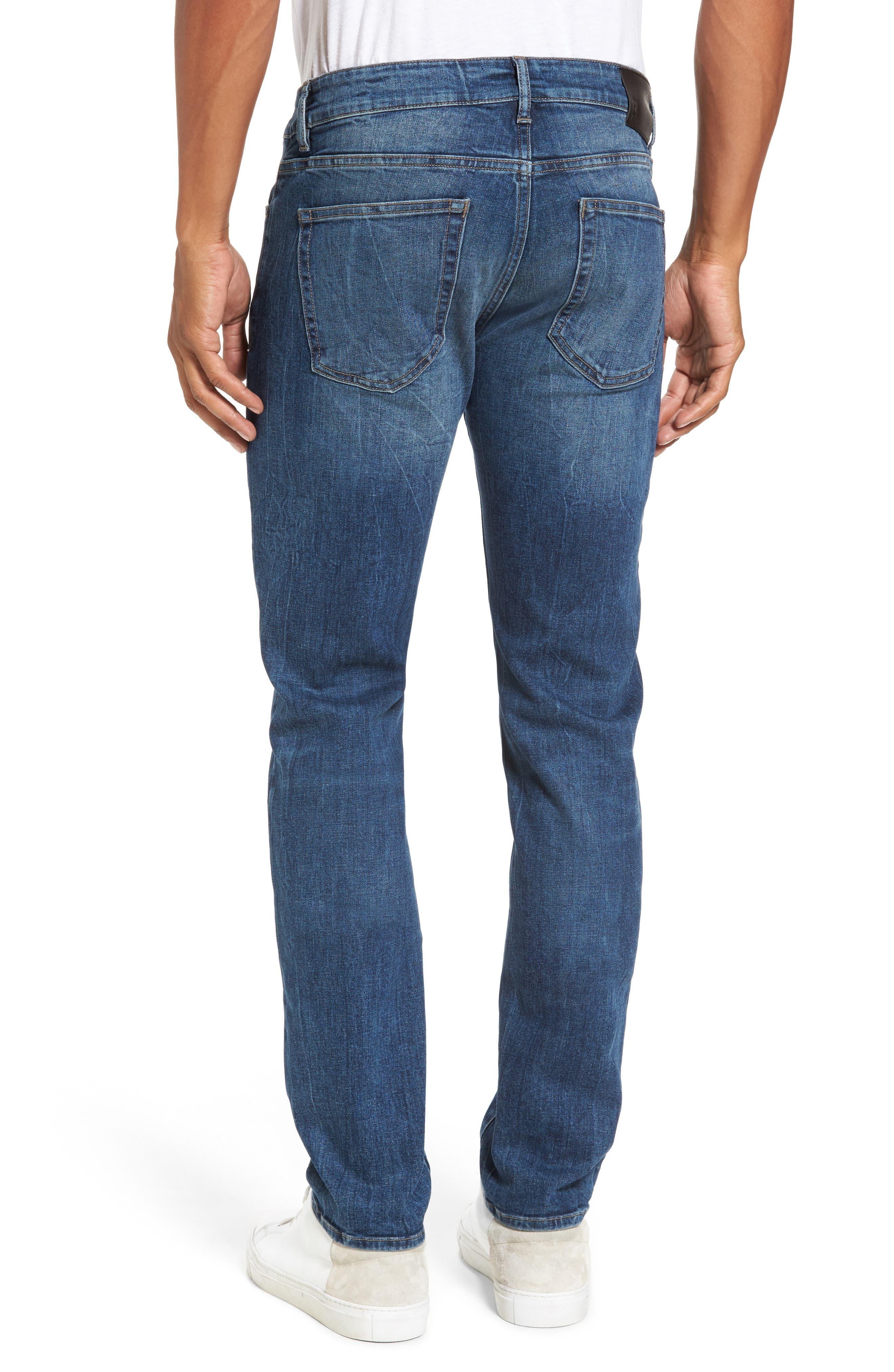 Alternate Image 2  - DL1961 Nick Slim Fit Jeans (Civil)