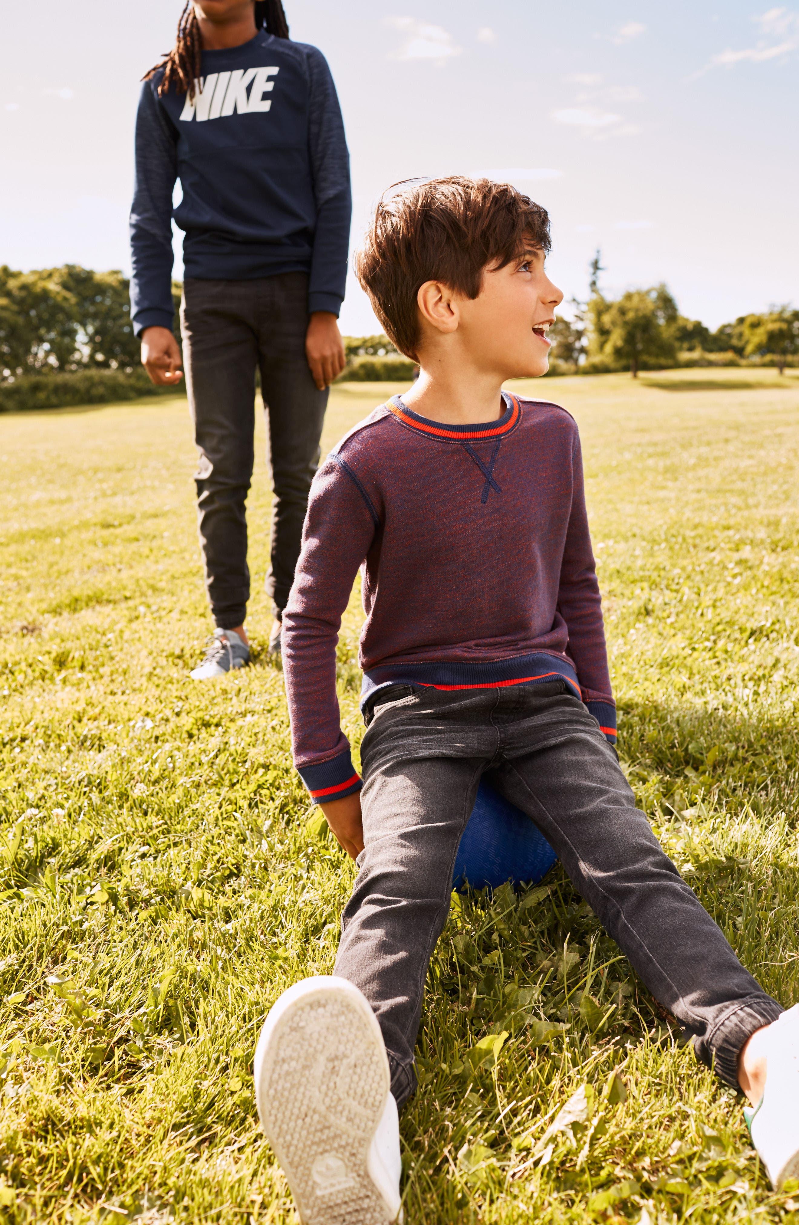 Alternate Image 4  - Tucker + Tate Denim Jogger Pants (Toddler Boys & Little Boys)