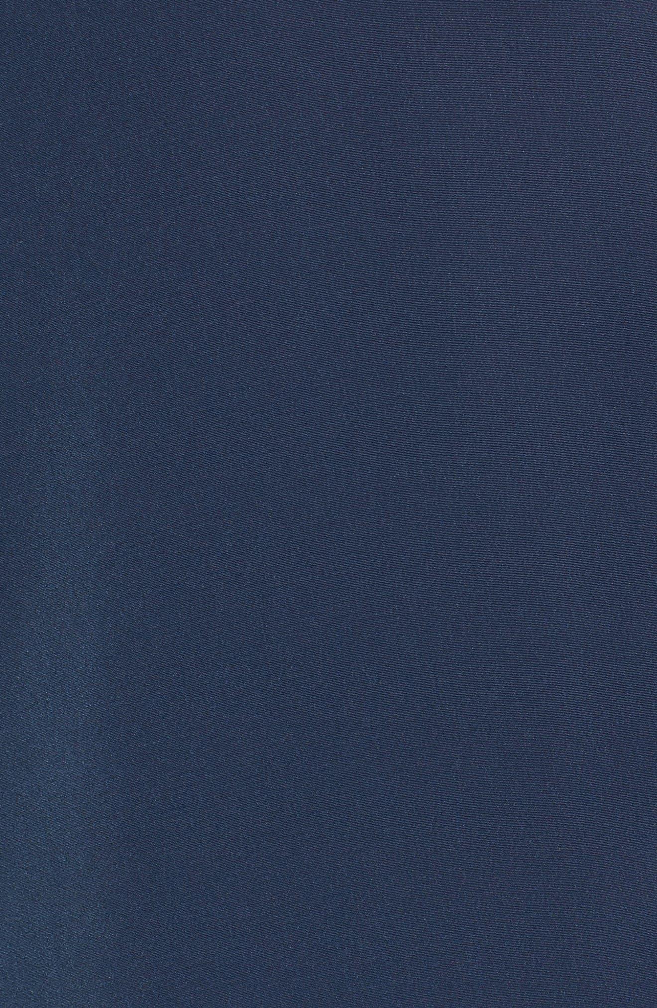 Alternate Image 5  - Melissa McCarthy Seven7 Pajama Blouse (Plus Size)