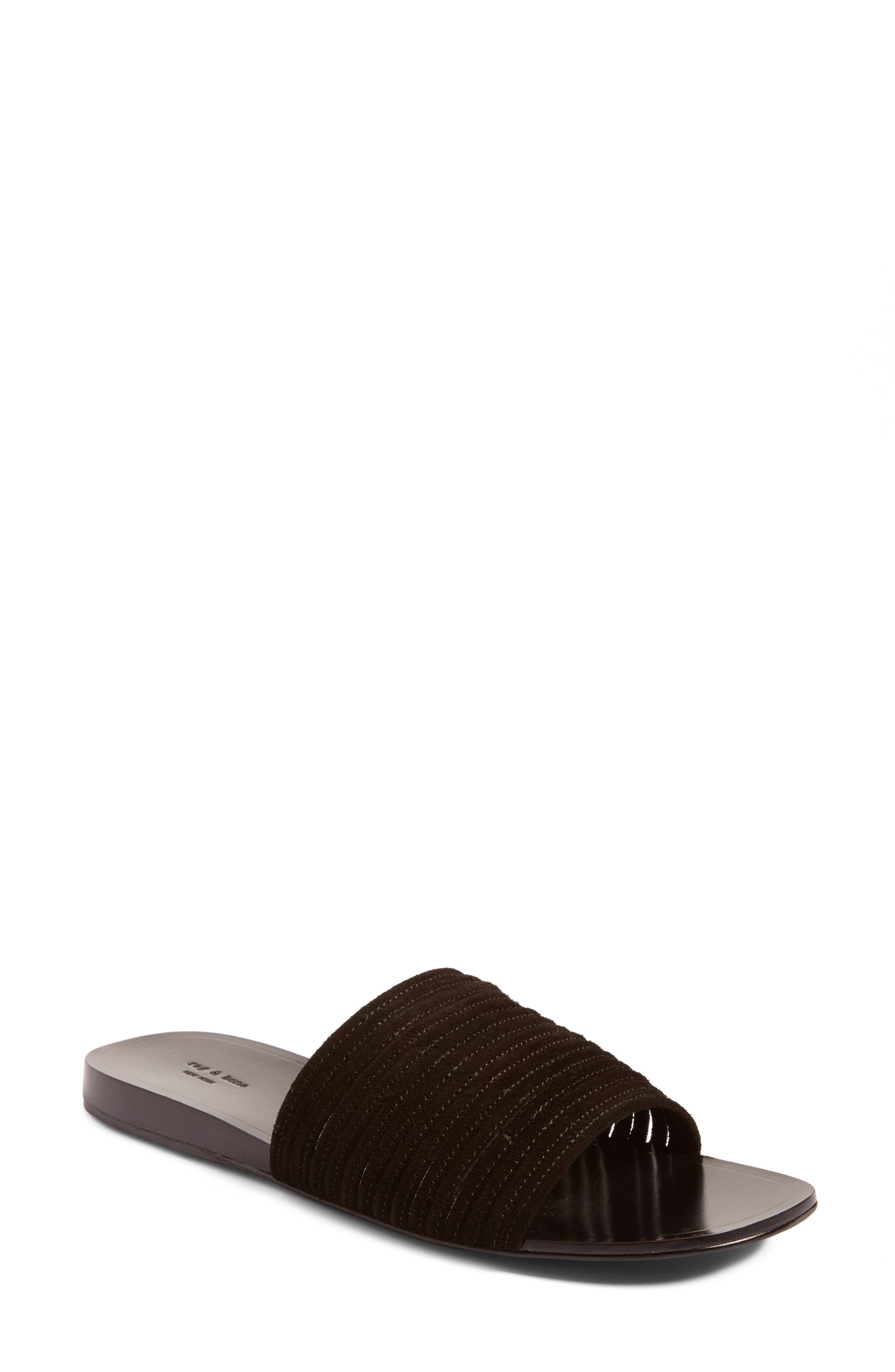 rag & bone Cameron Slide Sandal (Women)