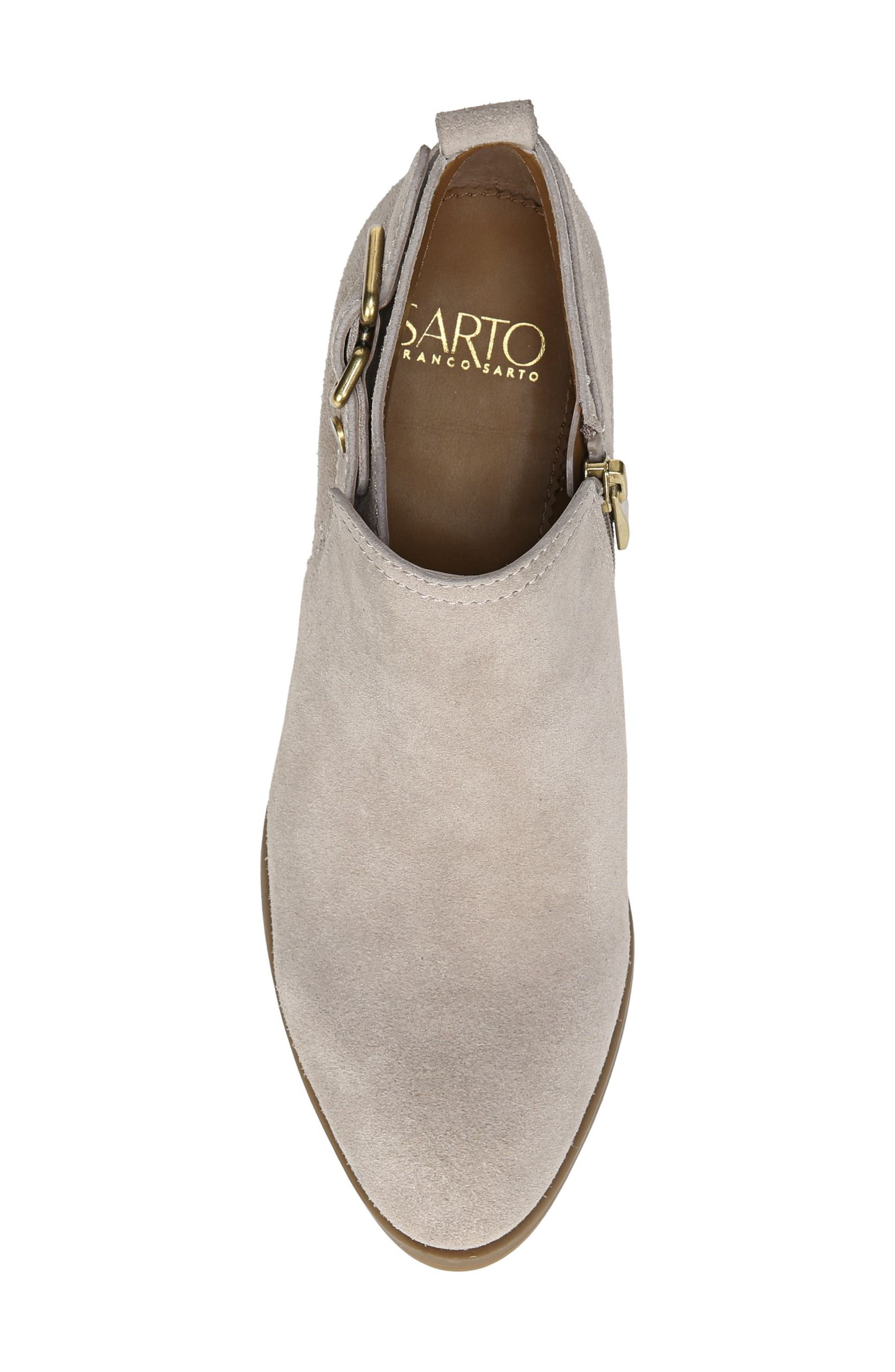 Alternate Image 5  - SARTO by Franco Sarto 'Garfield' Western Bootie (Women)