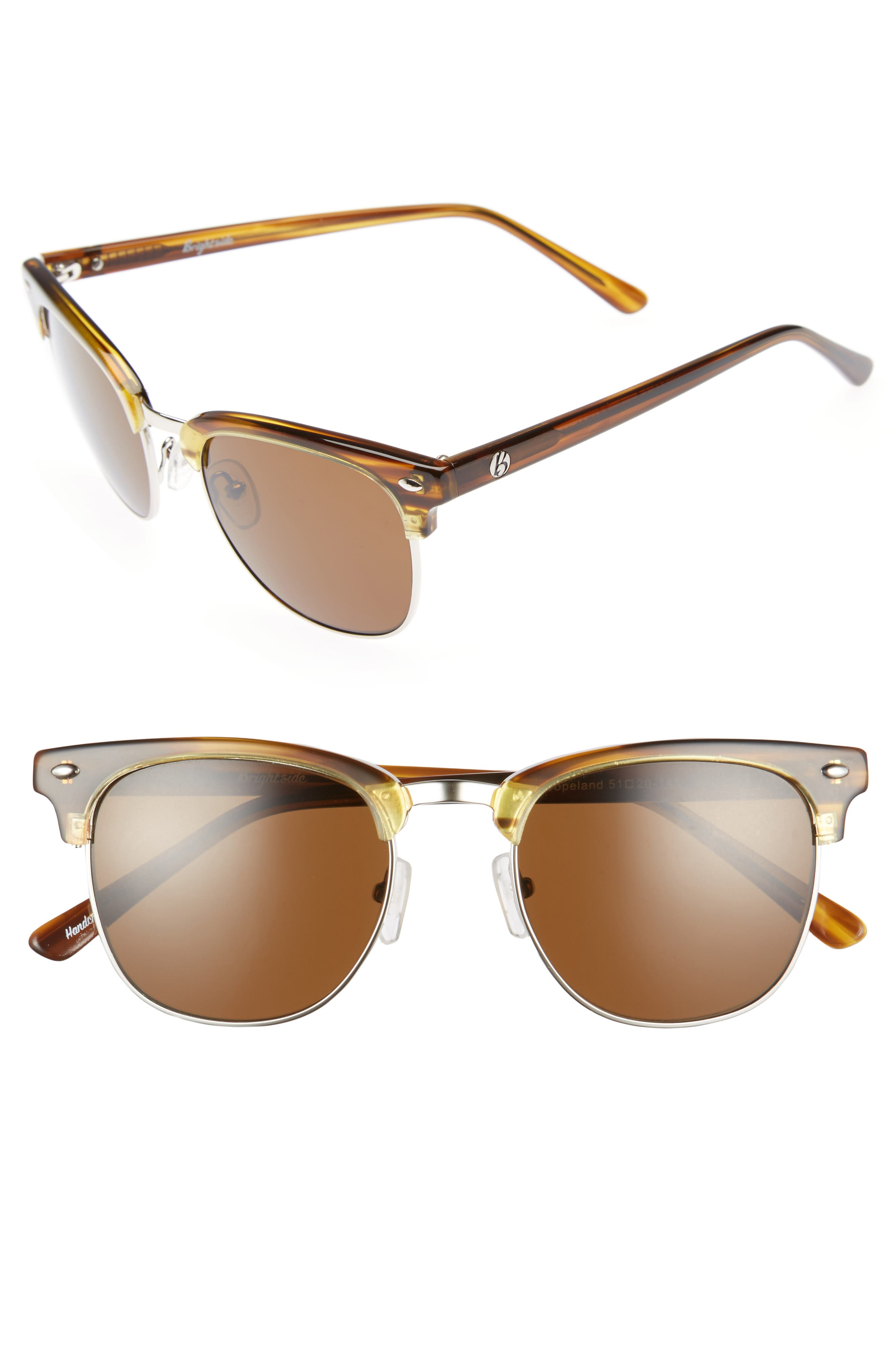 Brightside Copeland 51mm Sunglasses