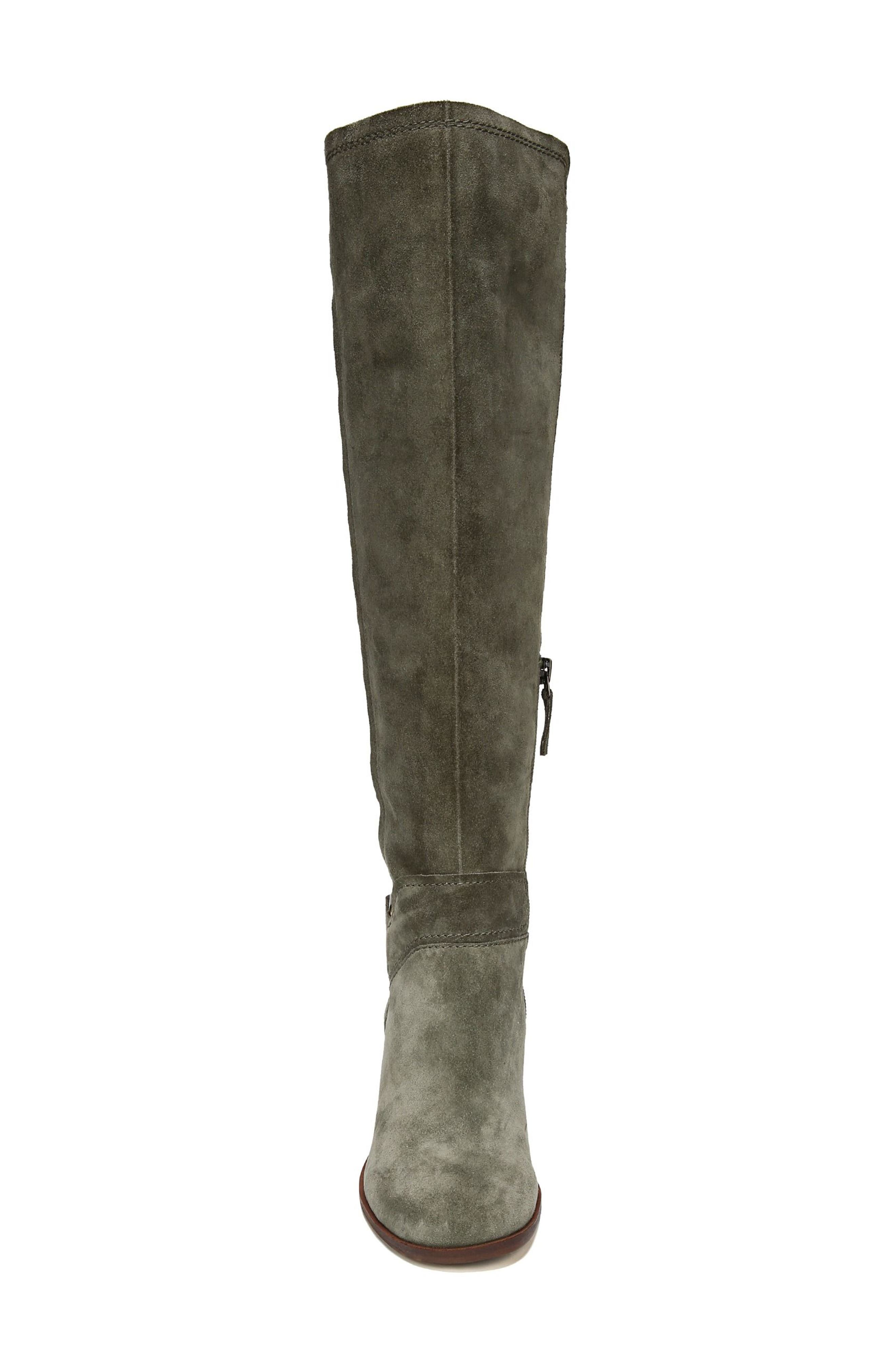 Alternate Image 4  - SARTO by Franco Sarto Mystic Knee High Boot (Women)