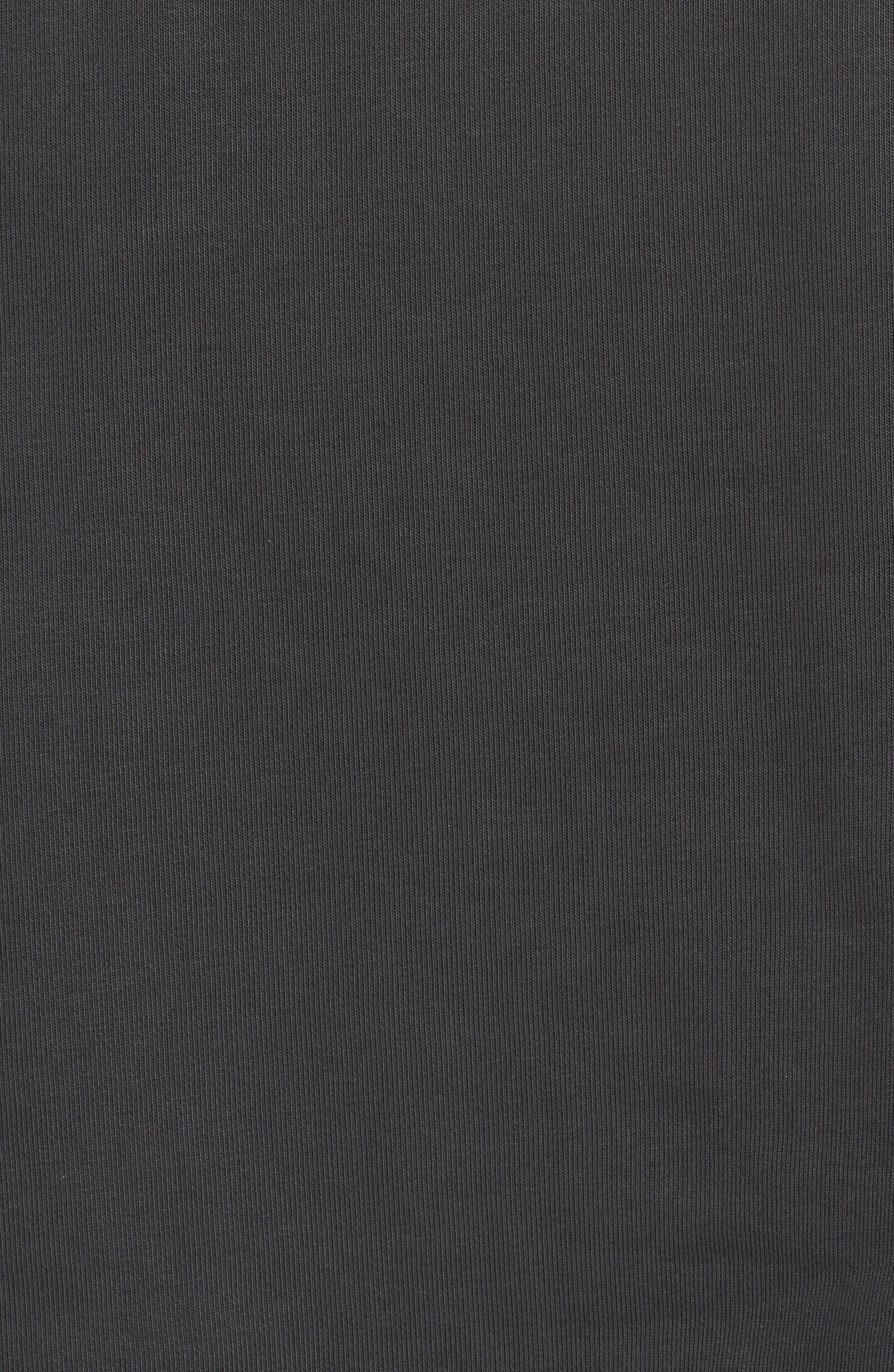 Alternate Image 6  - IVY PARK® Washed Jersey Logo Crop Hoodie