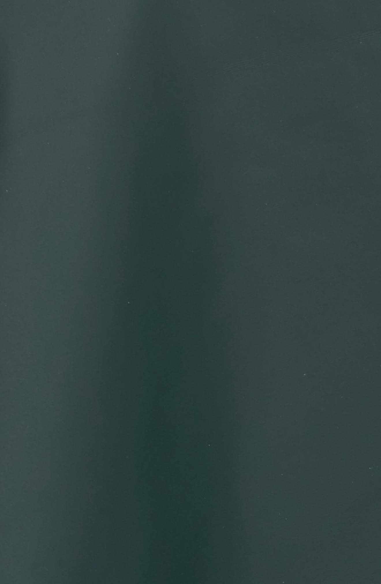 Kirkwall Raincoat,                             Alternate thumbnail 6, color,                             Darkest Spruce