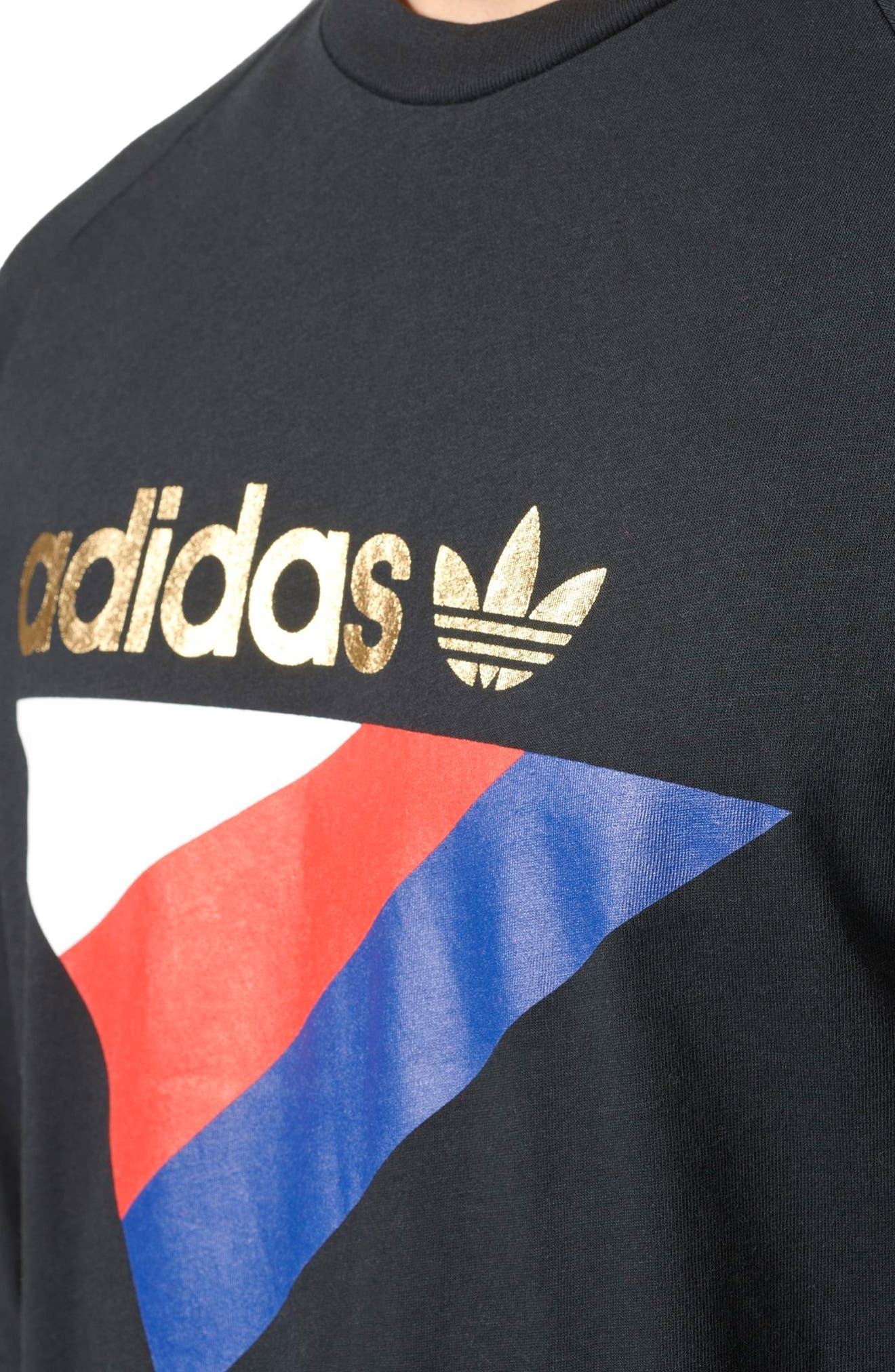 Alternate Image 4  - adidas Originals Anichkov T-Shirt