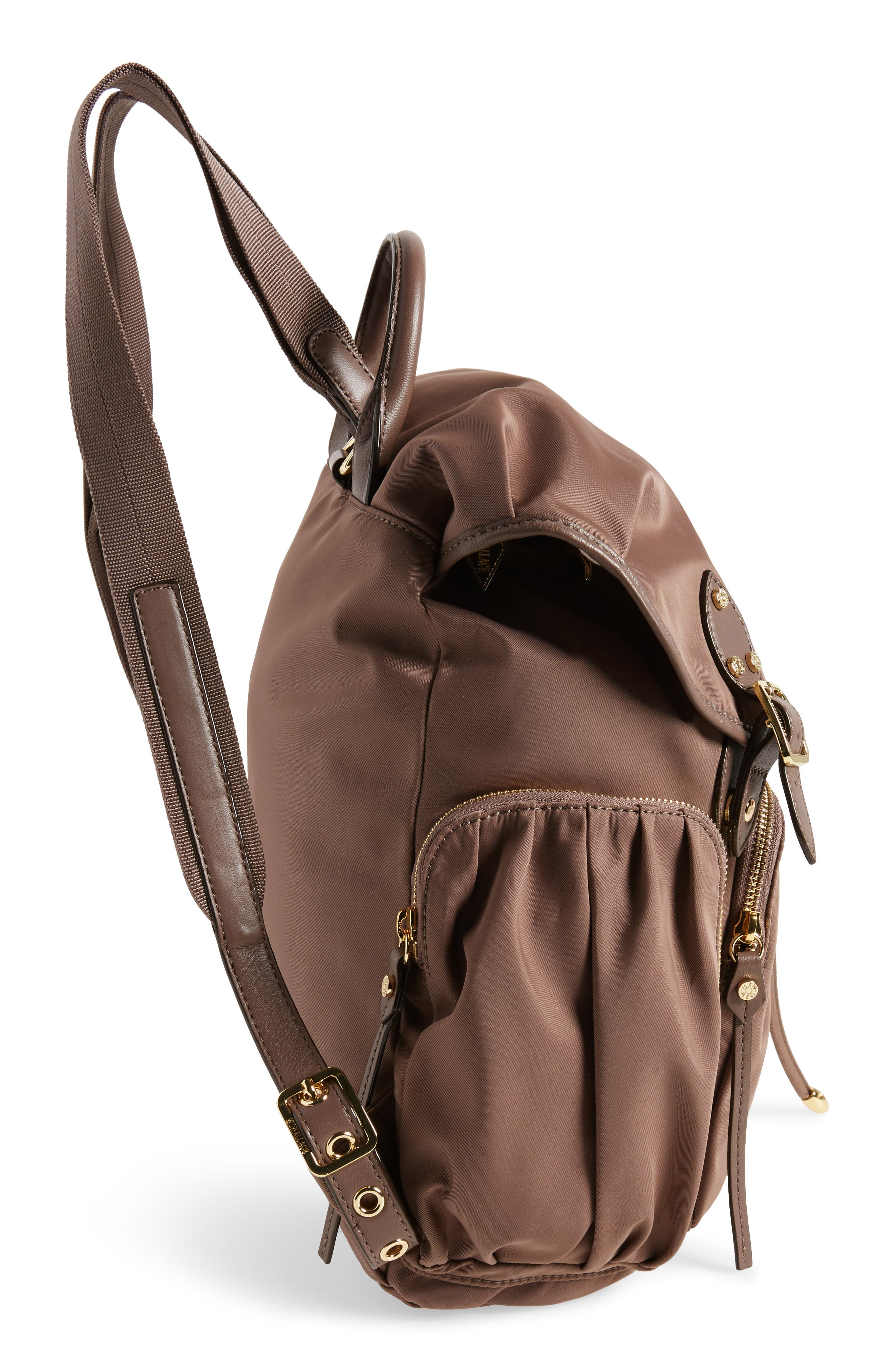Alternate Image 4  - MZ Wallace 'Marlena' Bedford Nylon Backpack