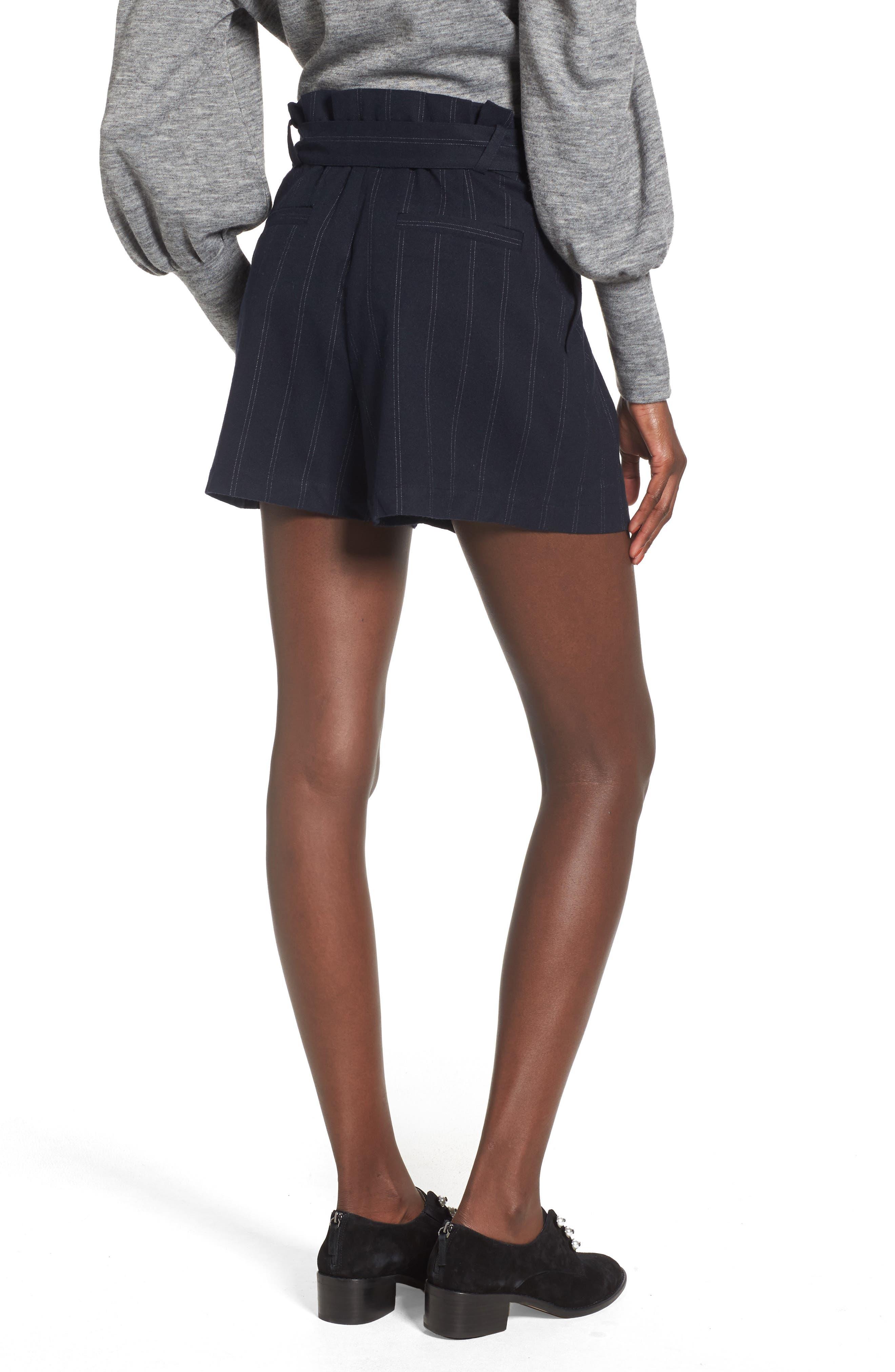 Alternate Image 2  - Leith Paperbag Shorts