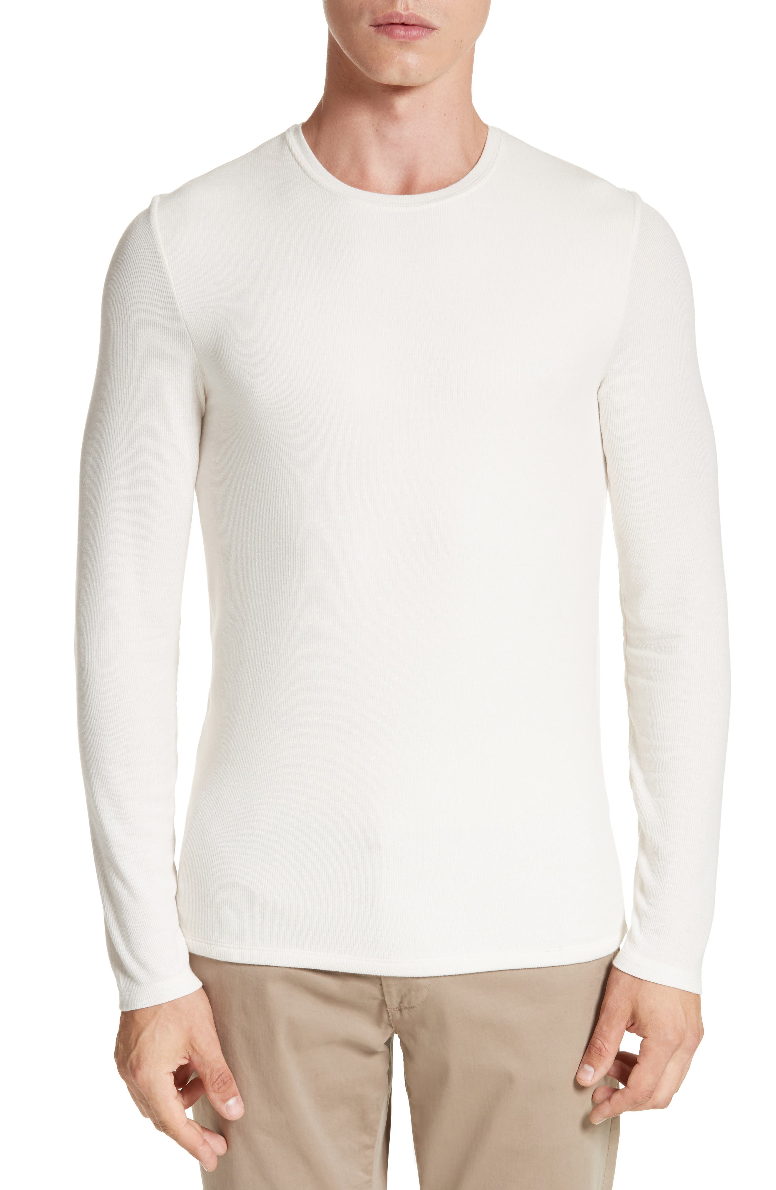 ATM ANTHONY THOMAS MELILLO Ribbed T-Shirt