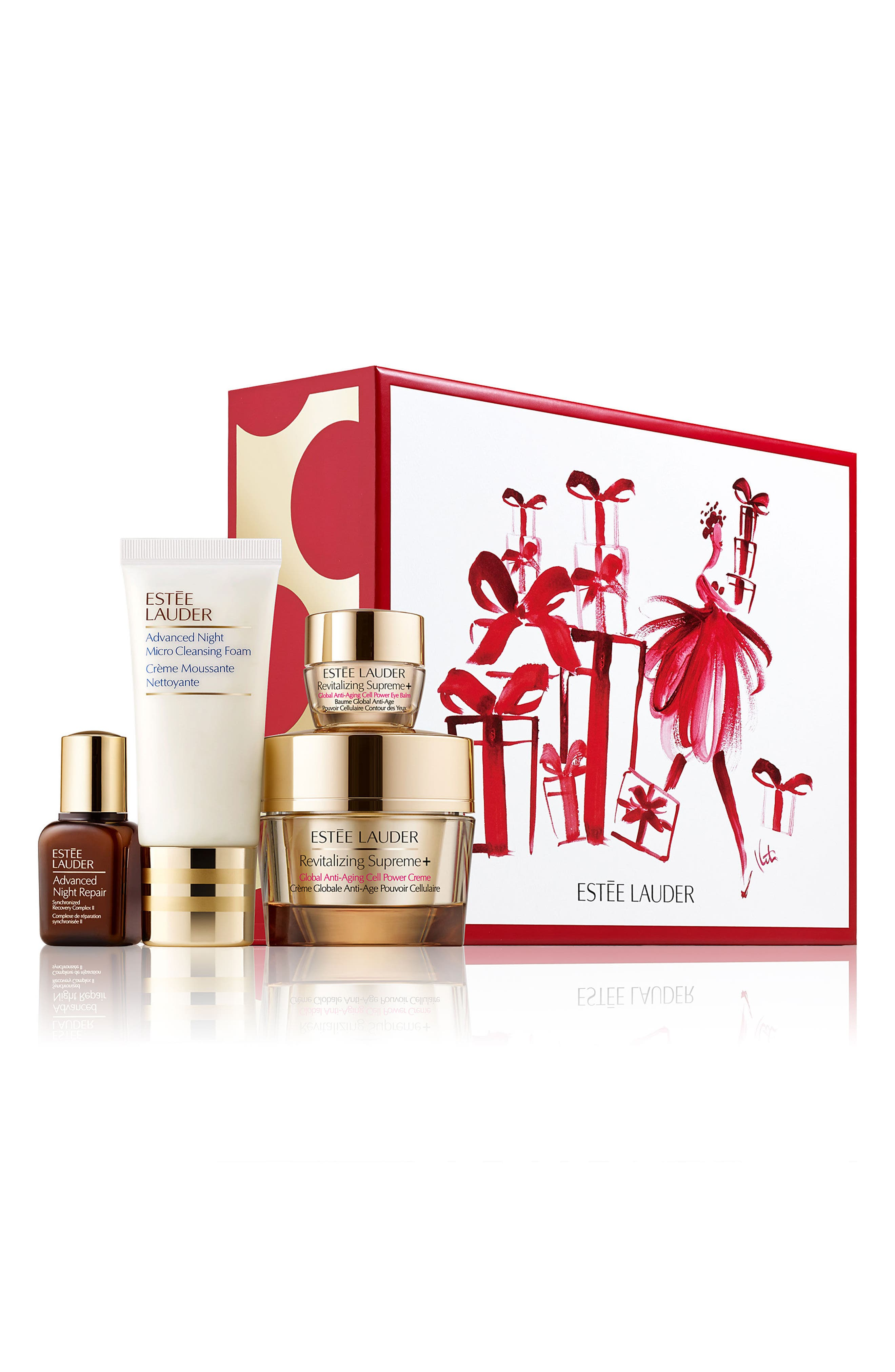 Estée Lauder Revitalize + Glow Collection ($140 Value)