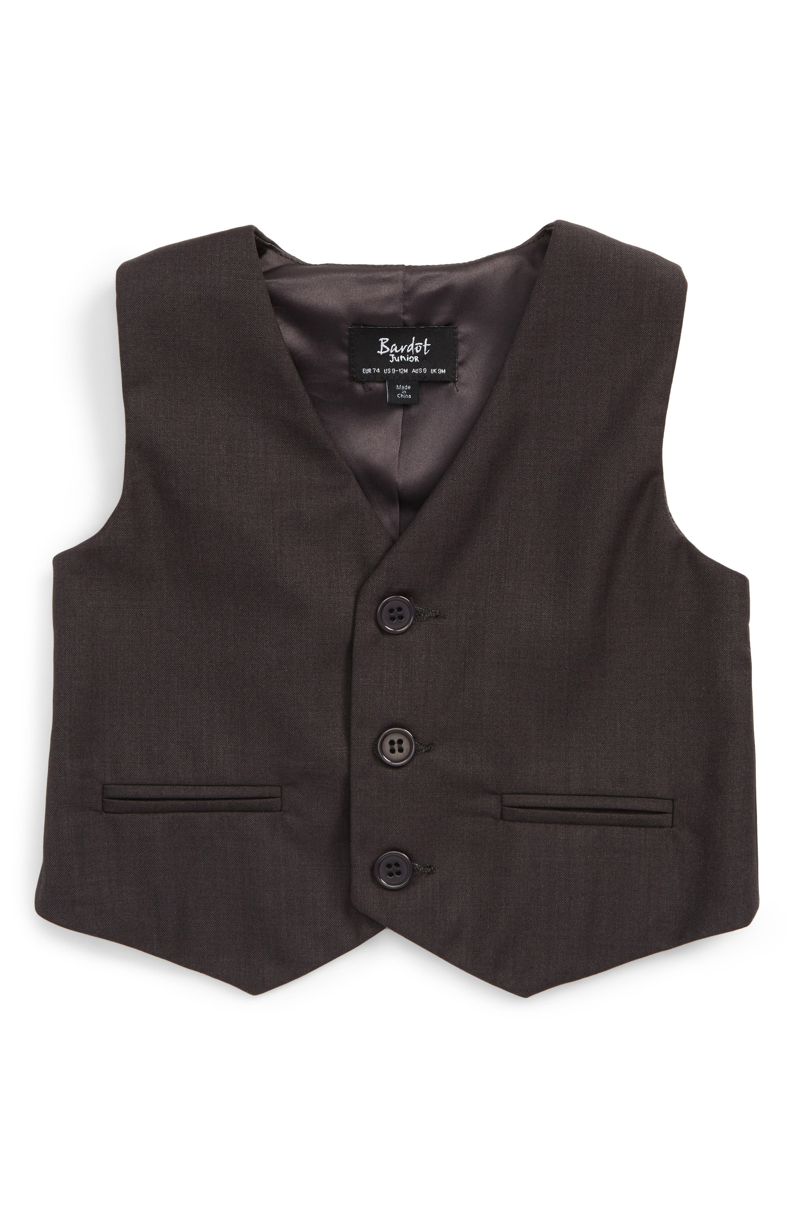 Bardot Junior Harry Vest (Baby Boys & Toddler Boys)