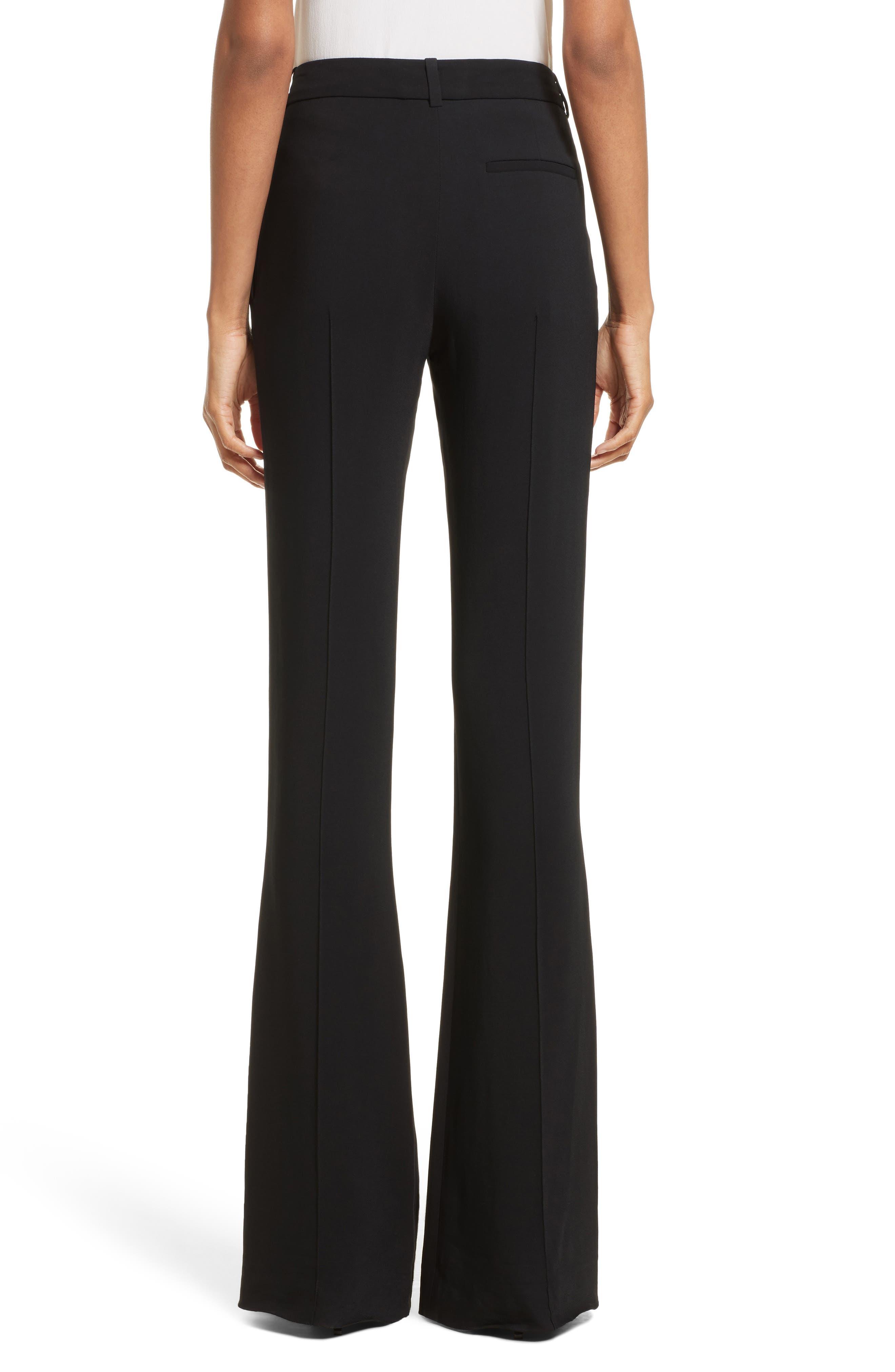 Alternate Image 6  - Victoria Beckham Flare Pants
