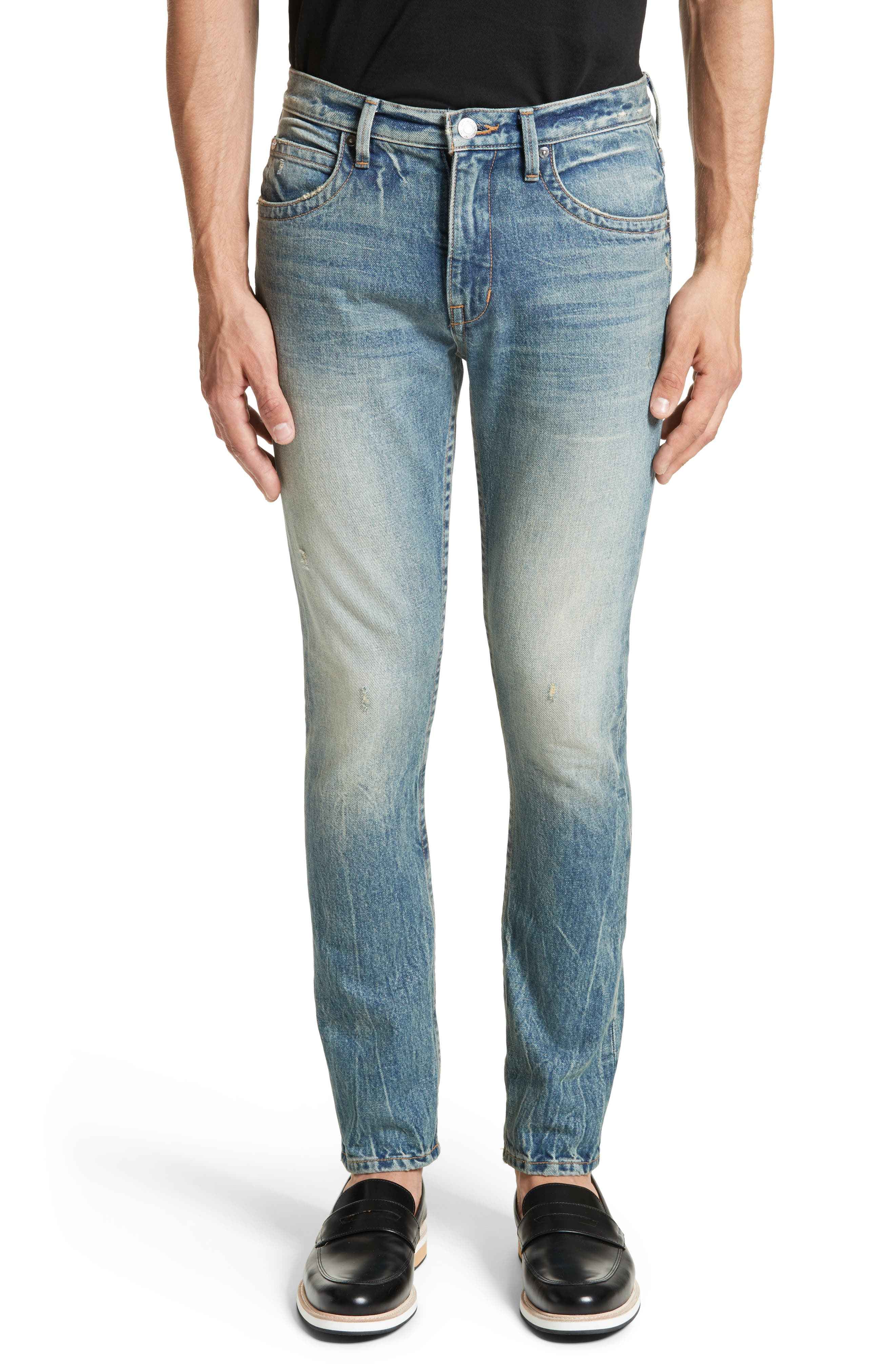 Alternate Image 1 Selected - Helmut Lang 87 Jeans