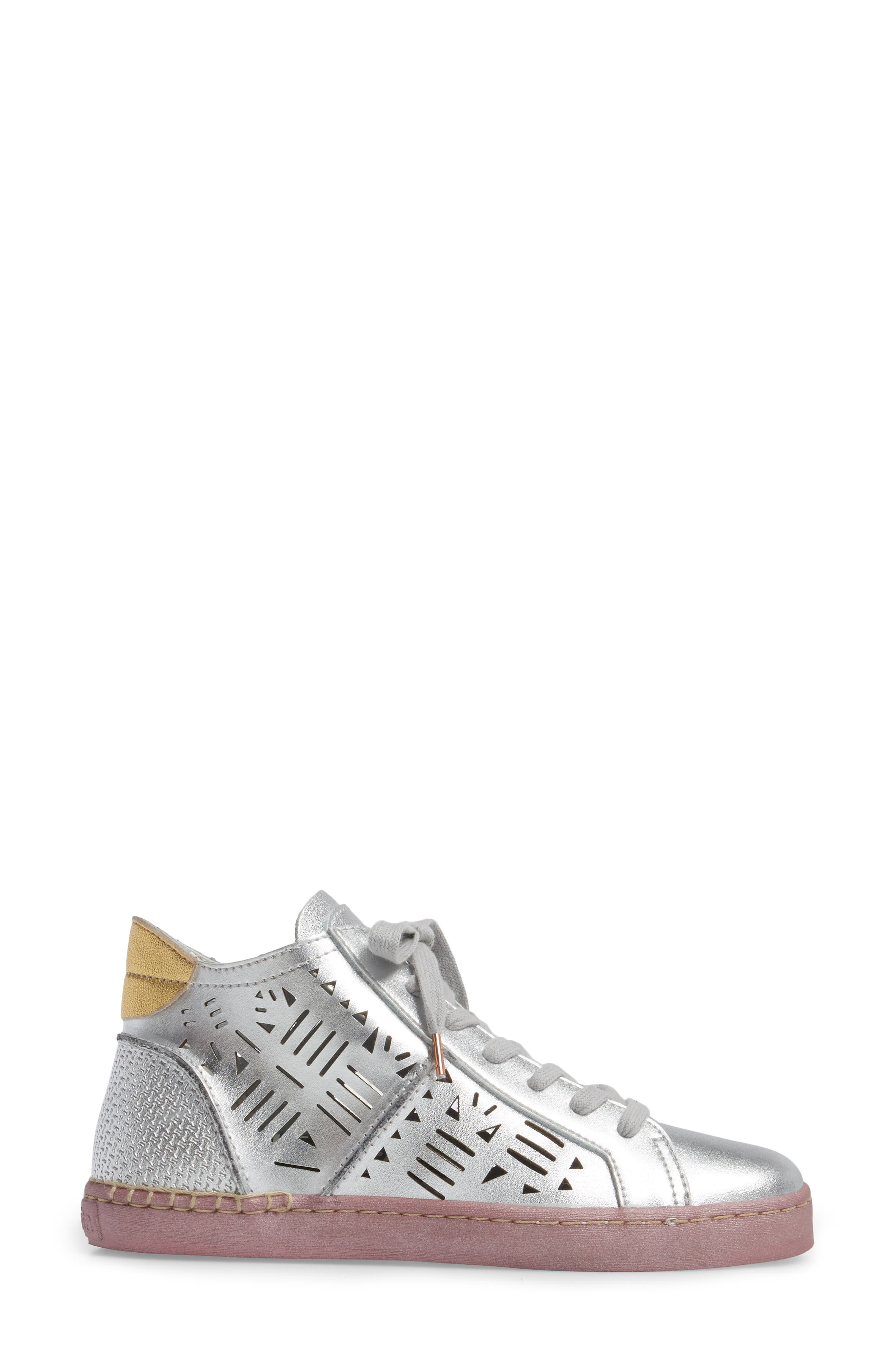 Alternate Image 3  - Dolce Vita Zeus Sneaker (Women)