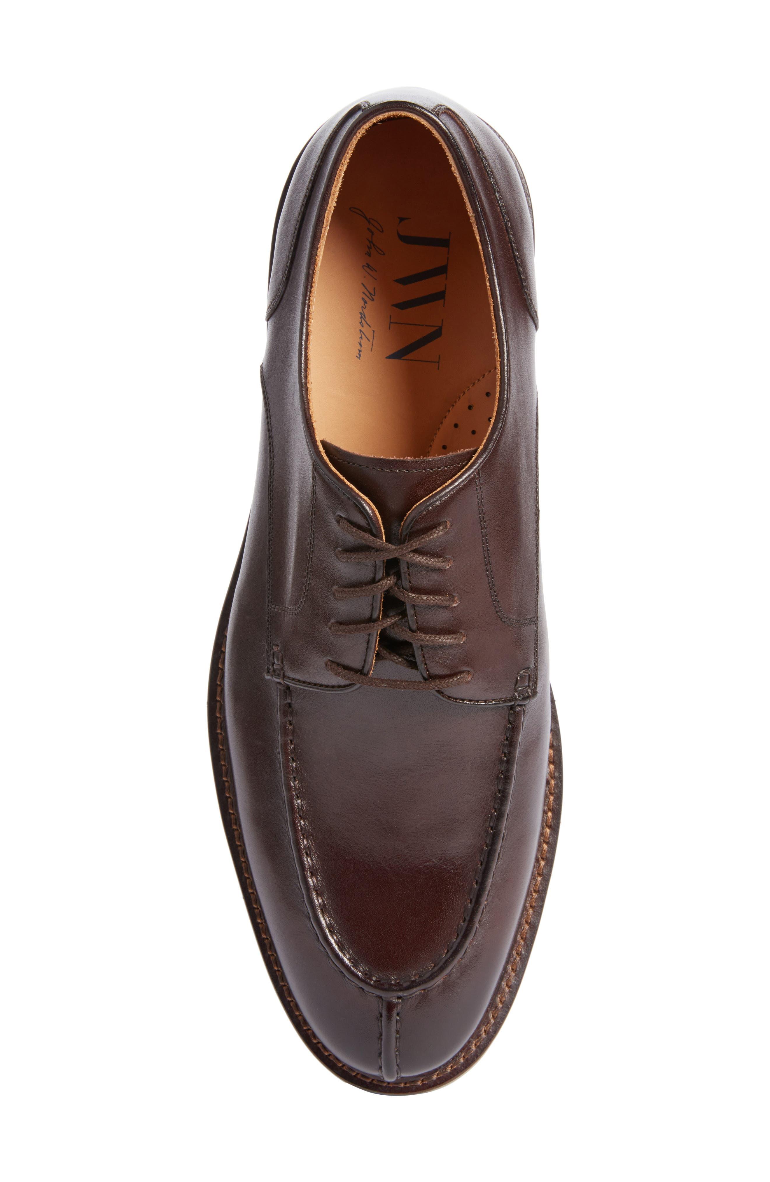 Alternate Image 5  - John W. Nordstrom® Medina Split Toe Derby (Men)