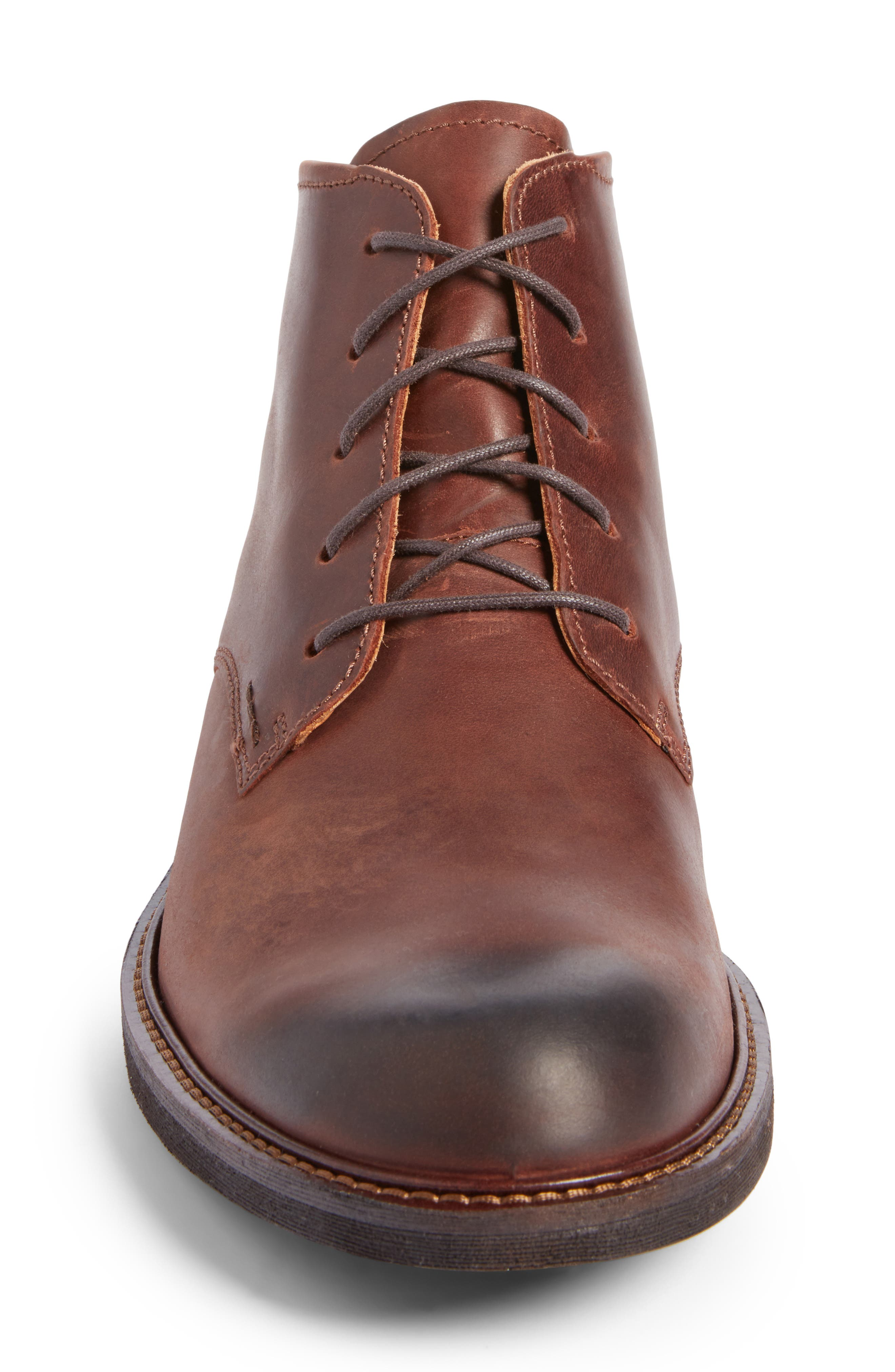 Alternate Image 5  - ECCO 'Kenton' Plain Toe Boot (Men)