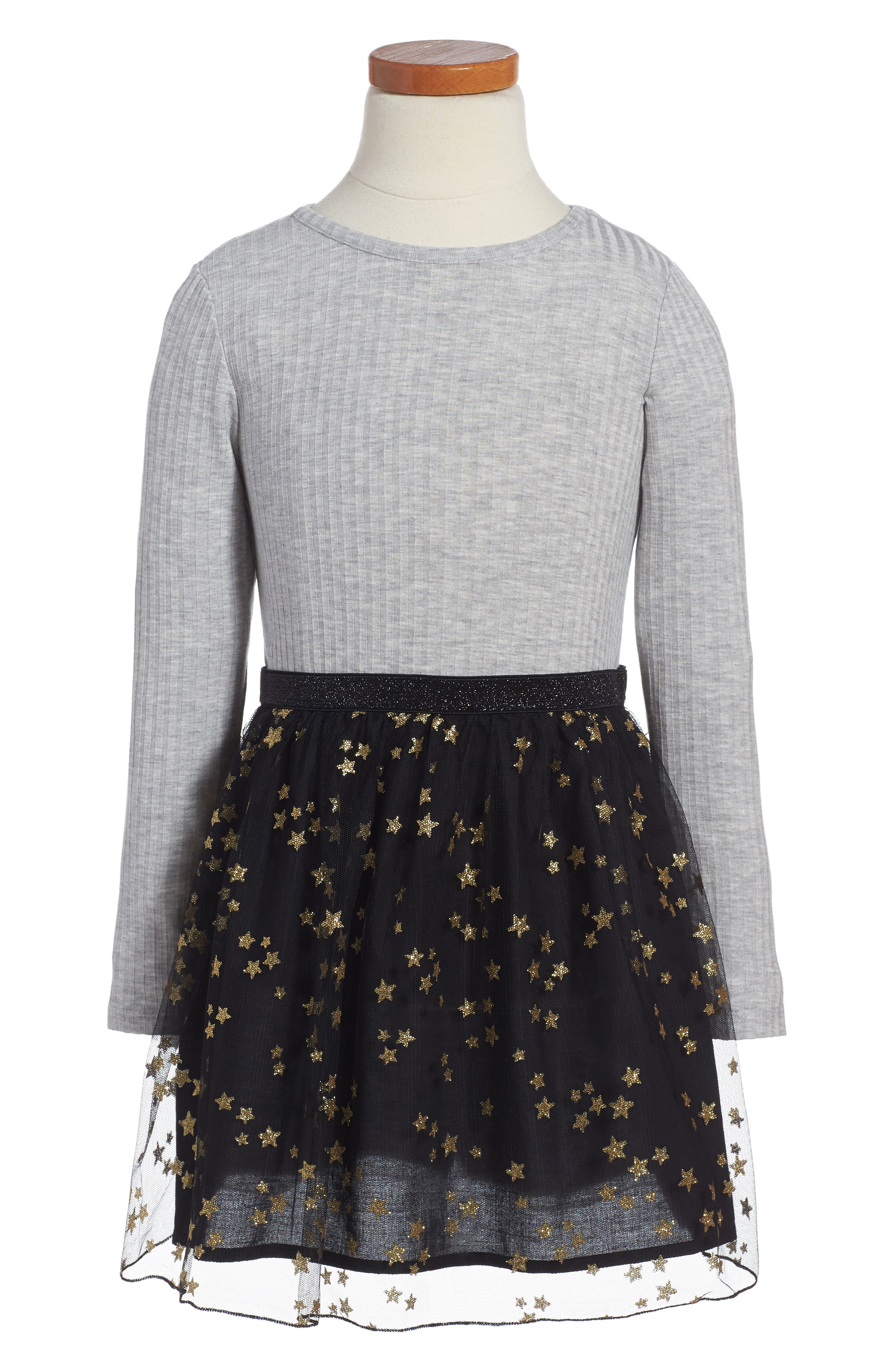 c59aedb0026f Burberry Dawny Check Print Sleeveless Dress (Toddler Girls)   Nordstrom