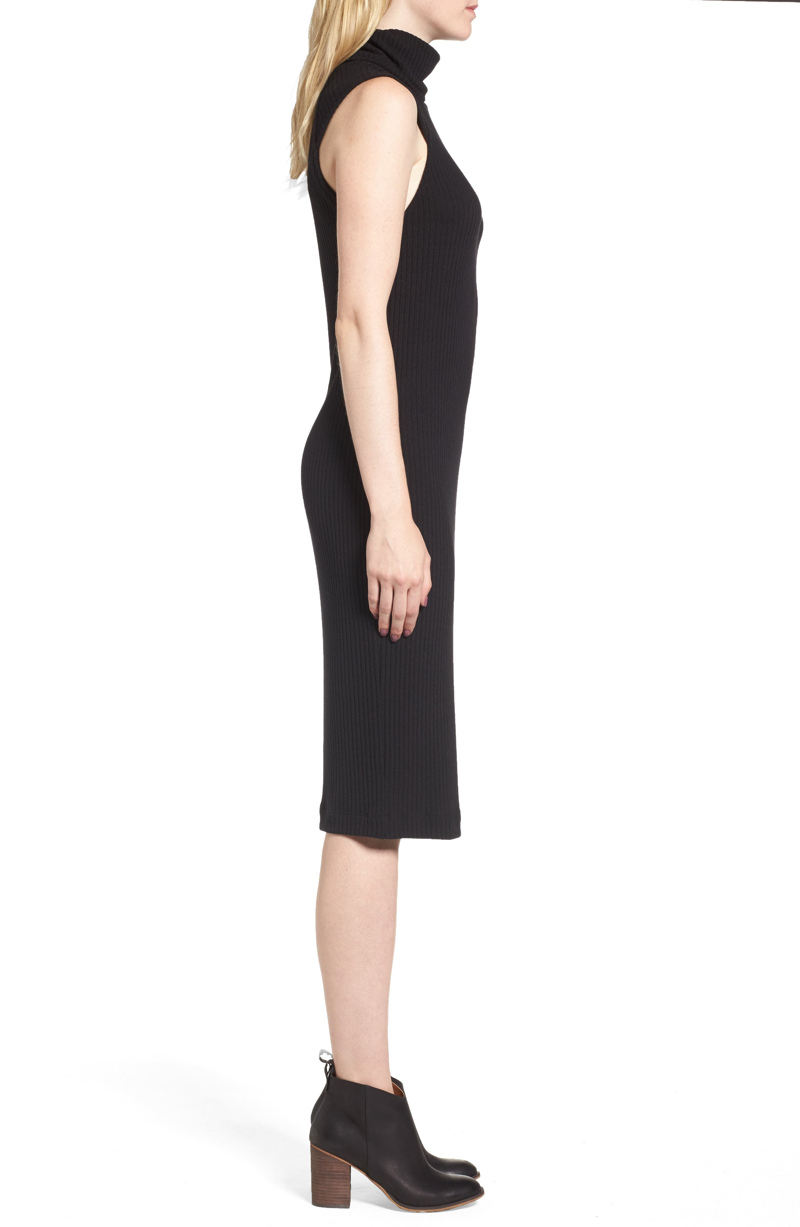 Alternate Image 3  - Splendid Sylvie Rib Knit Dress
