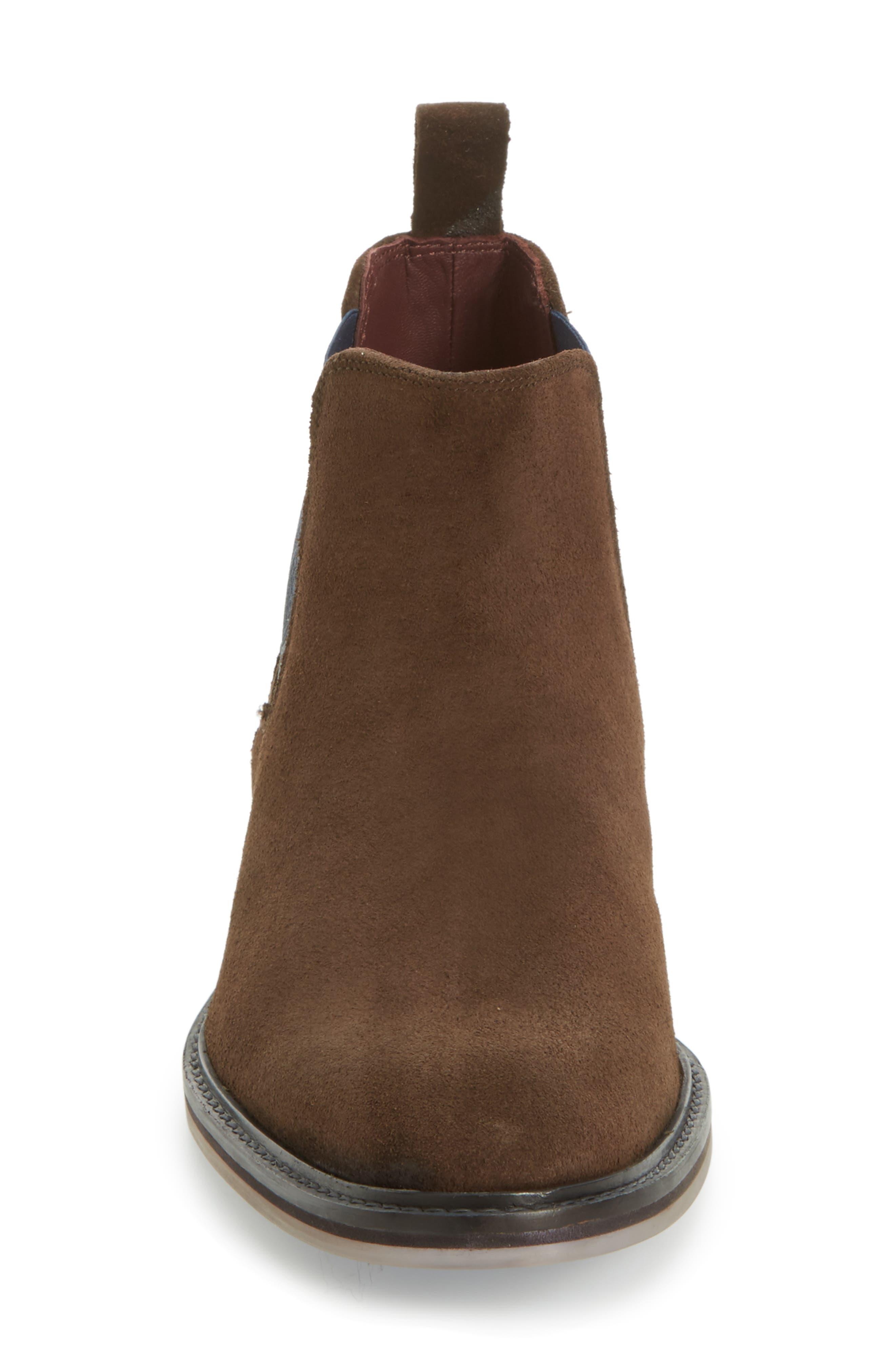 Alternate Image 4  - Ted Baker London Zilpha Chelsea Boot (Men)