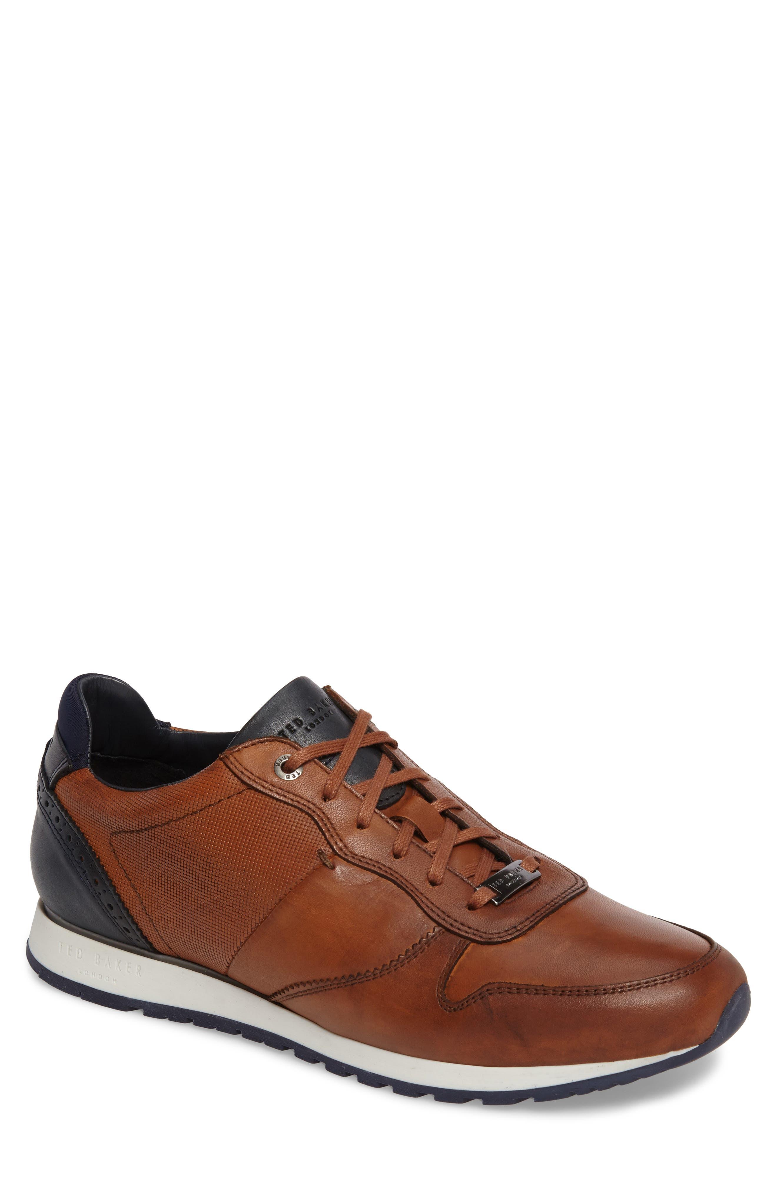 Alternate Image 1 Selected - Ted Baker London Shindl Sneaker (Men)