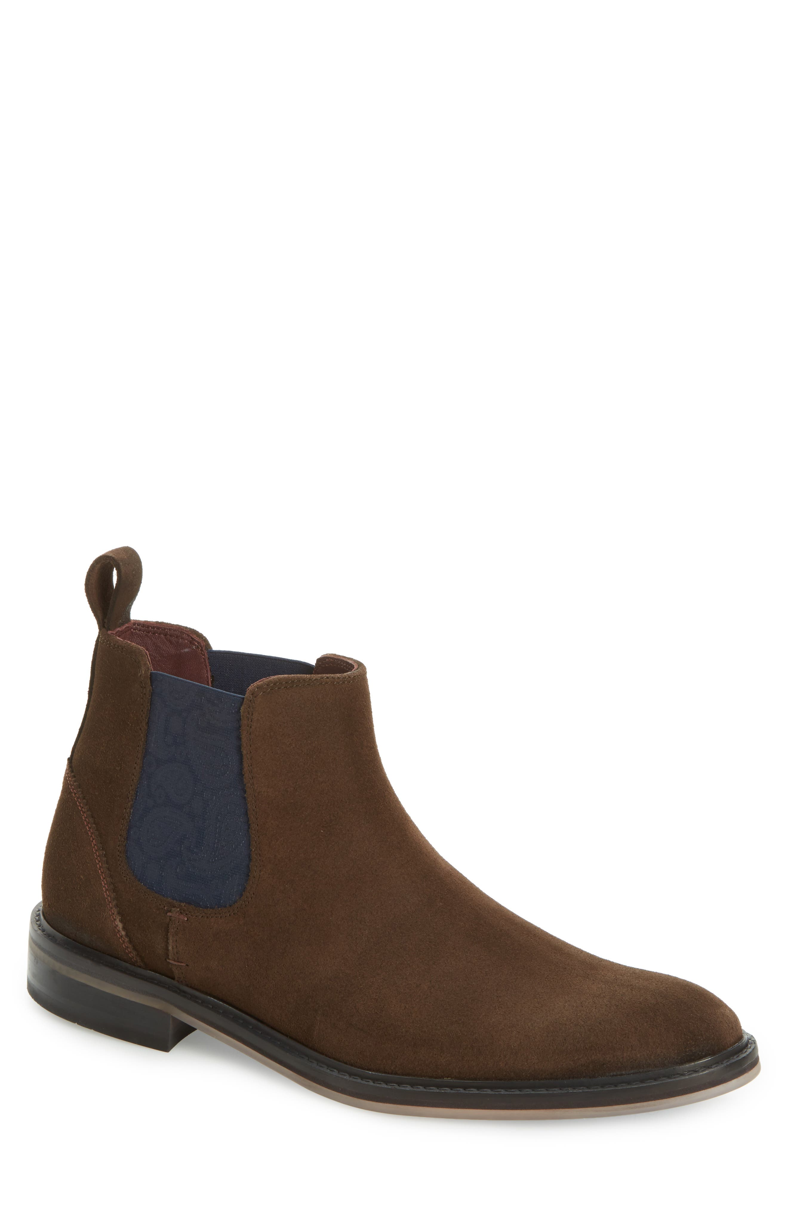 Ted Baker London Zilpha Chelsea Boot (Men)
