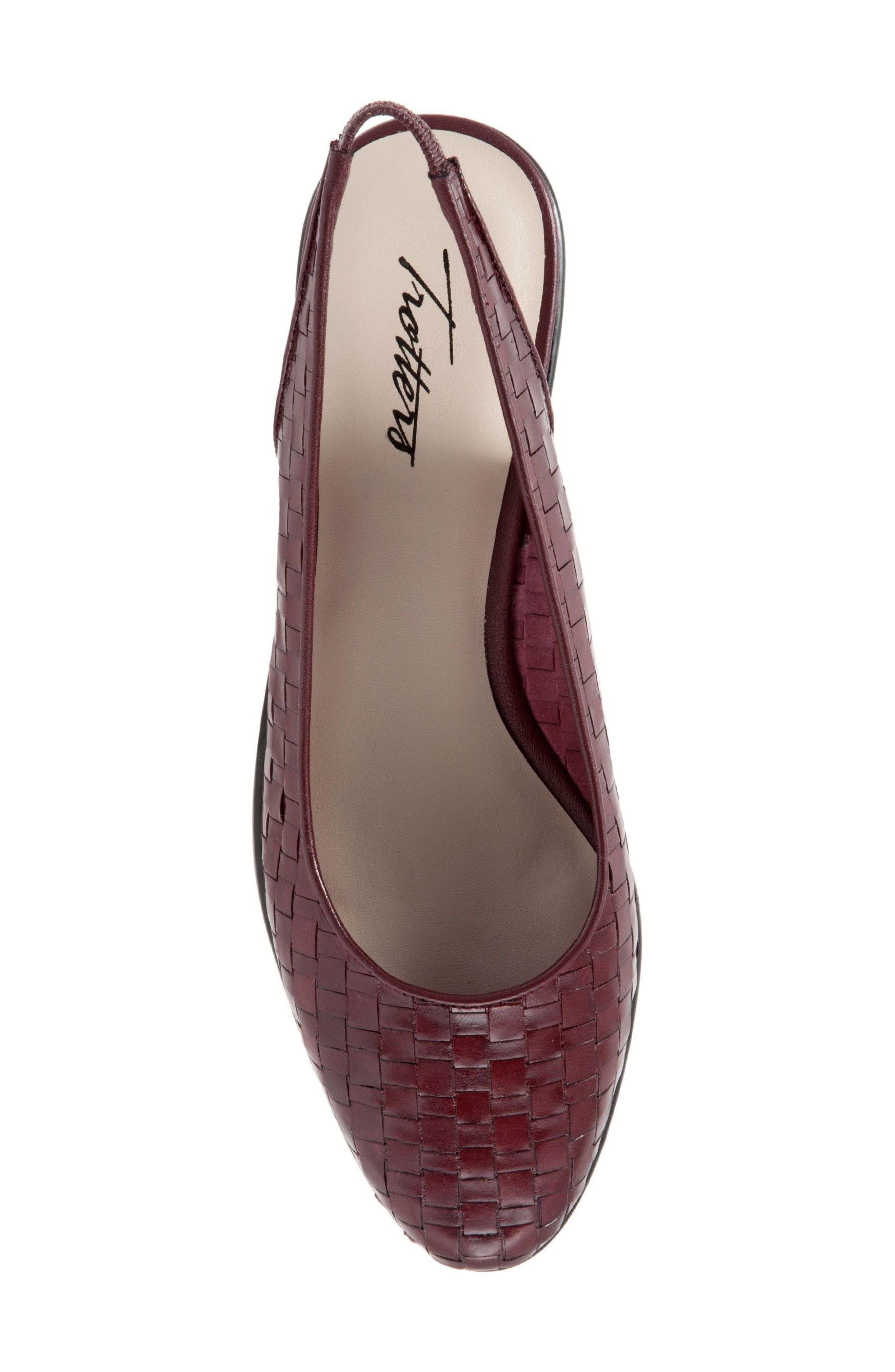 Alternate Image 5  - Trotters Lucy Slingback Flat (Women)
