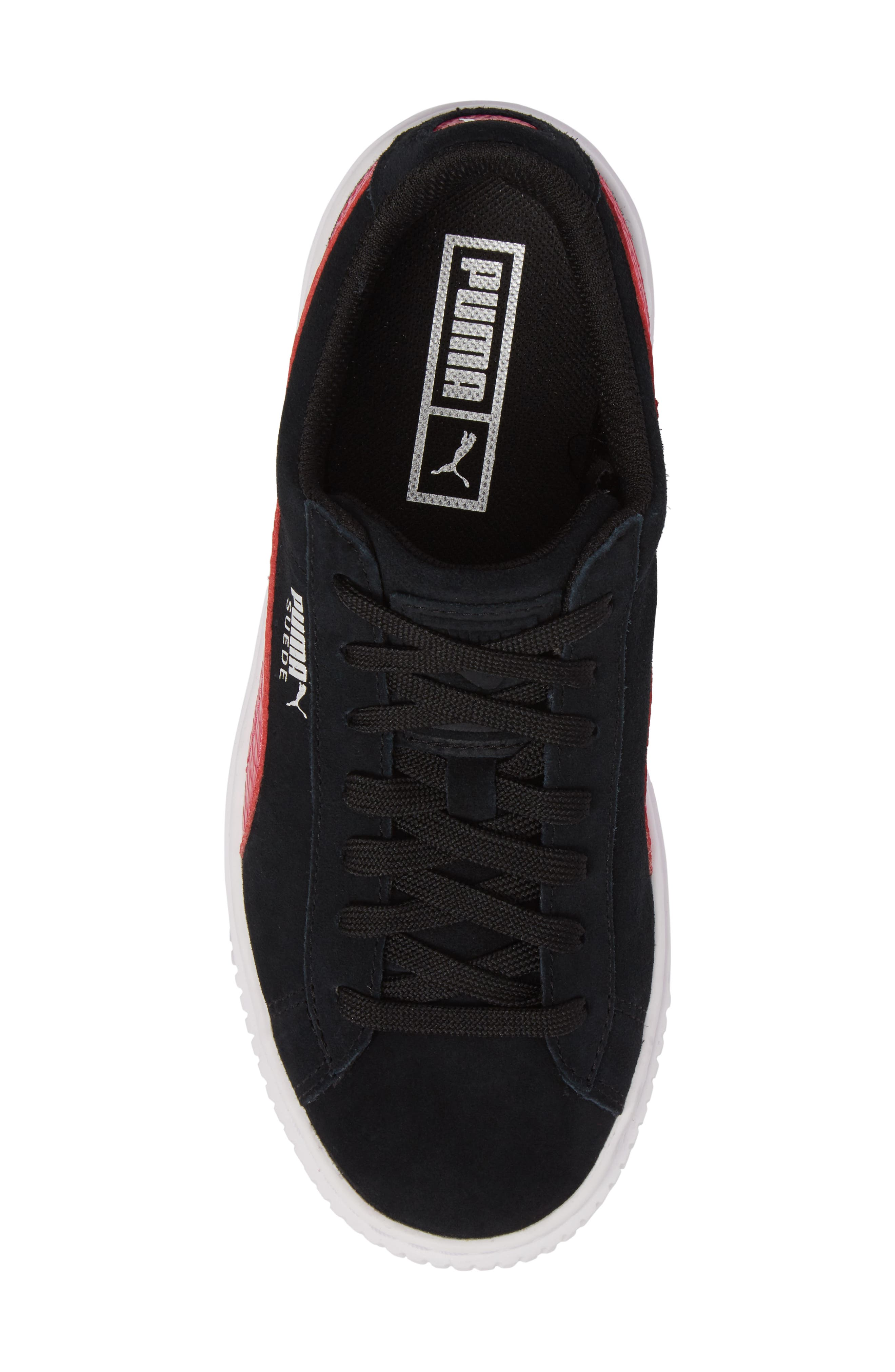 Alternate Image 5  - PUMA Platform Sneaker (Big Kid)
